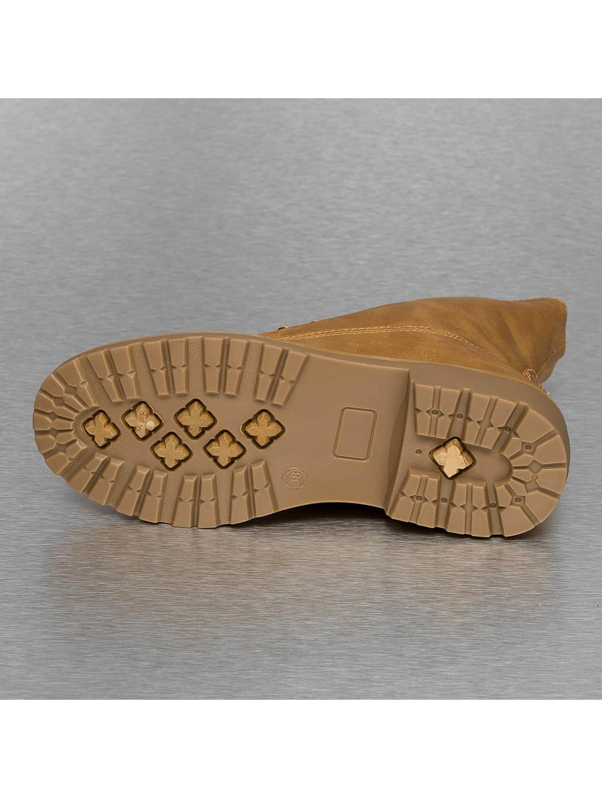 Jumex Čižmy/Boots Fur Basic hnedá