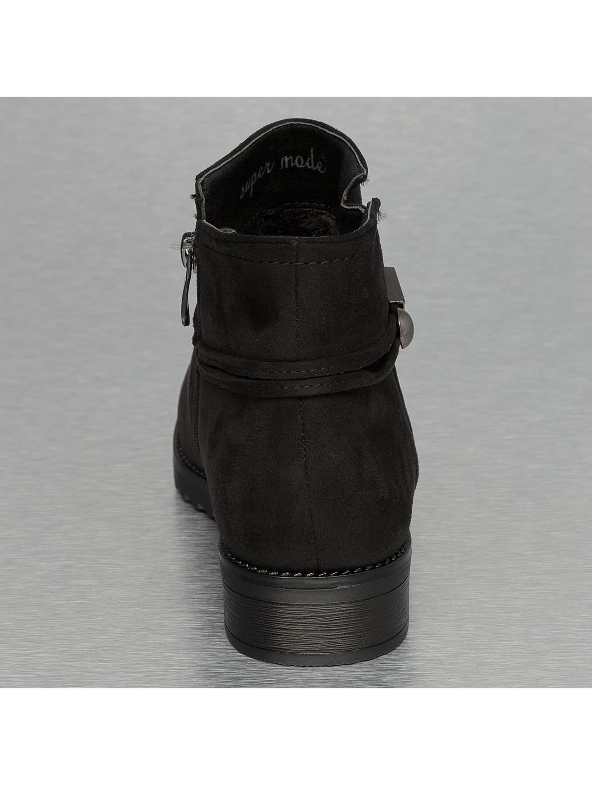 Jumex Сапоги / Полусапожки Basic черный