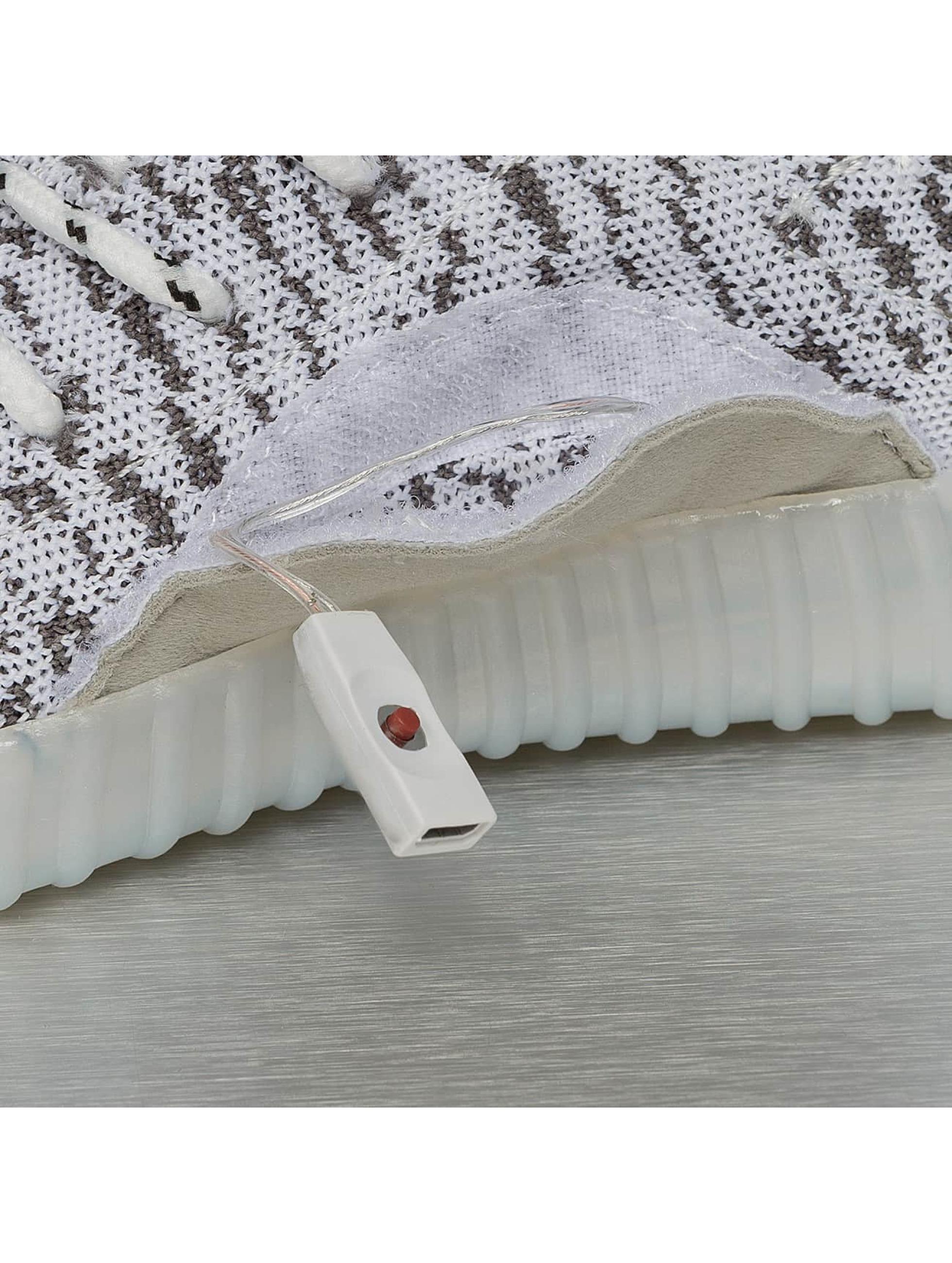Jumex Сникеры LED Sport серый