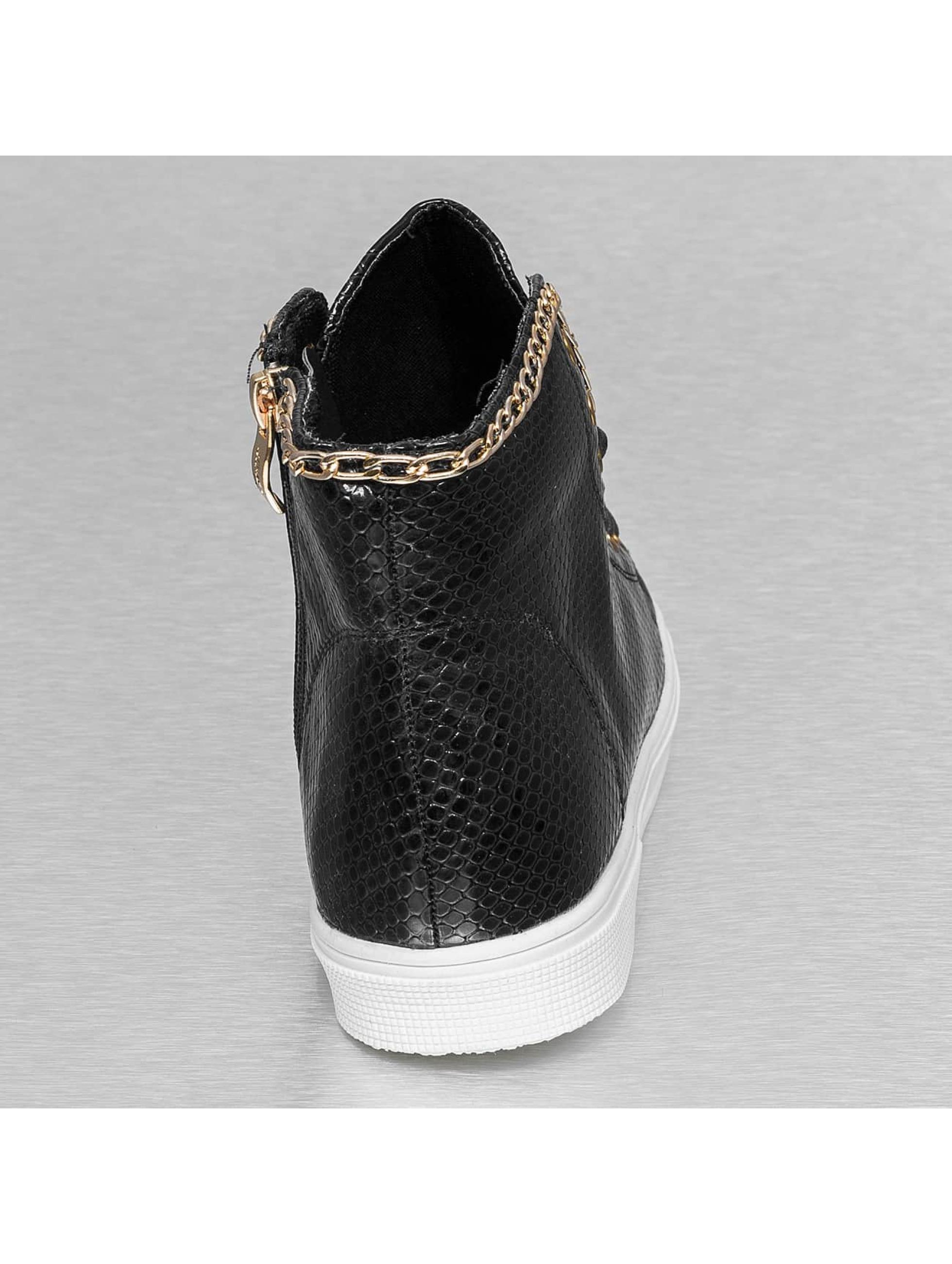 Jumex Baskets High Top noir