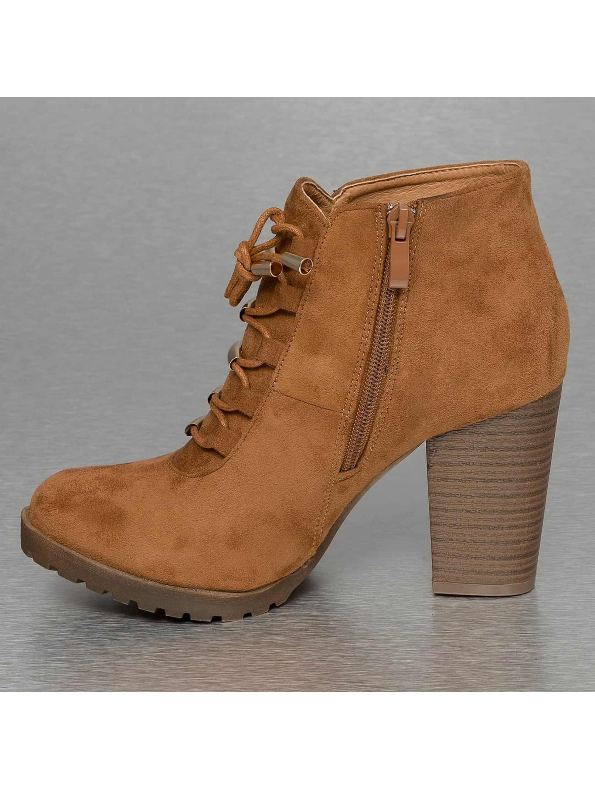 Jumex Boots/Ankle boots High beige