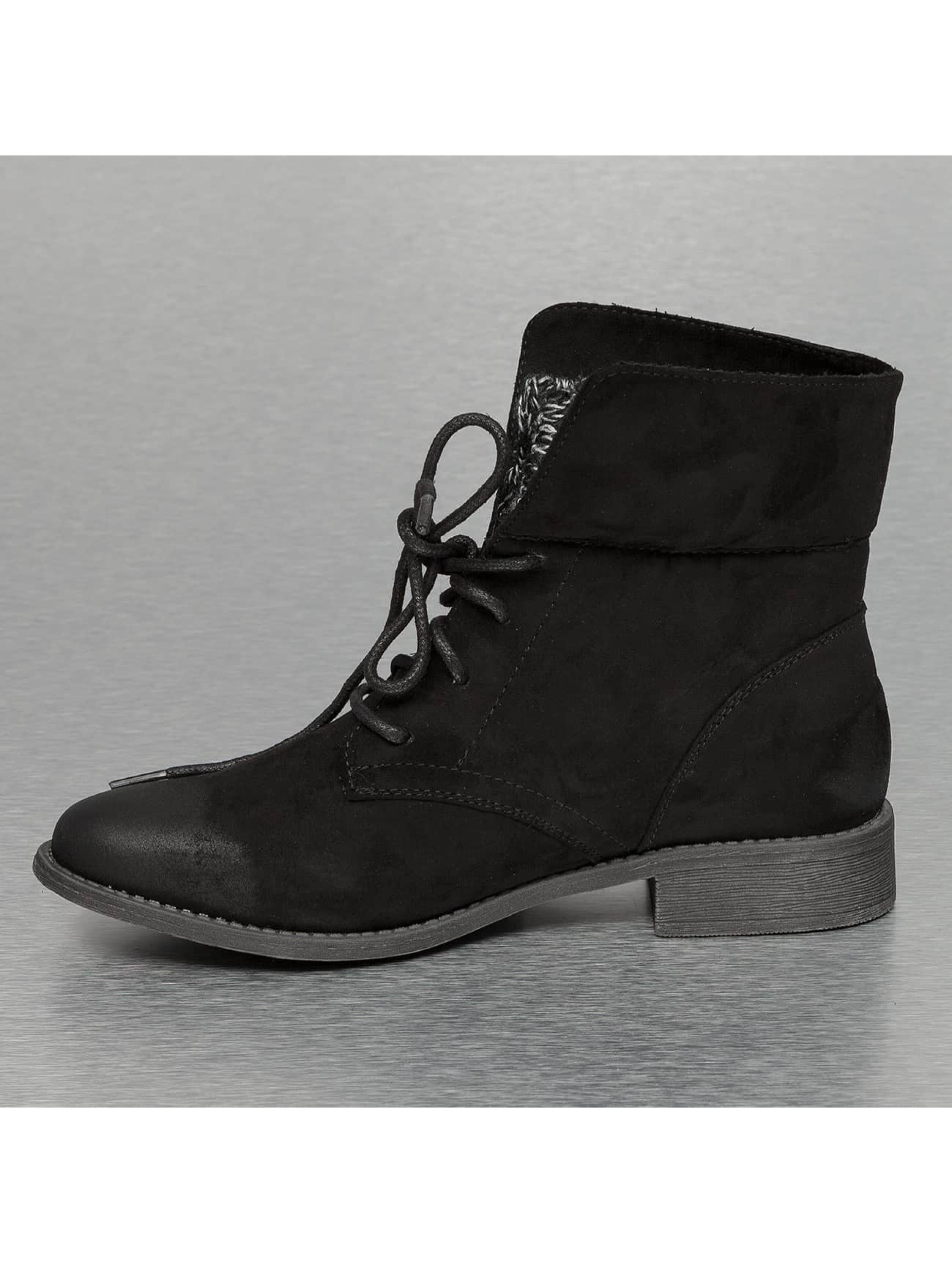 Jumex Boots/Ankle boots Wool black