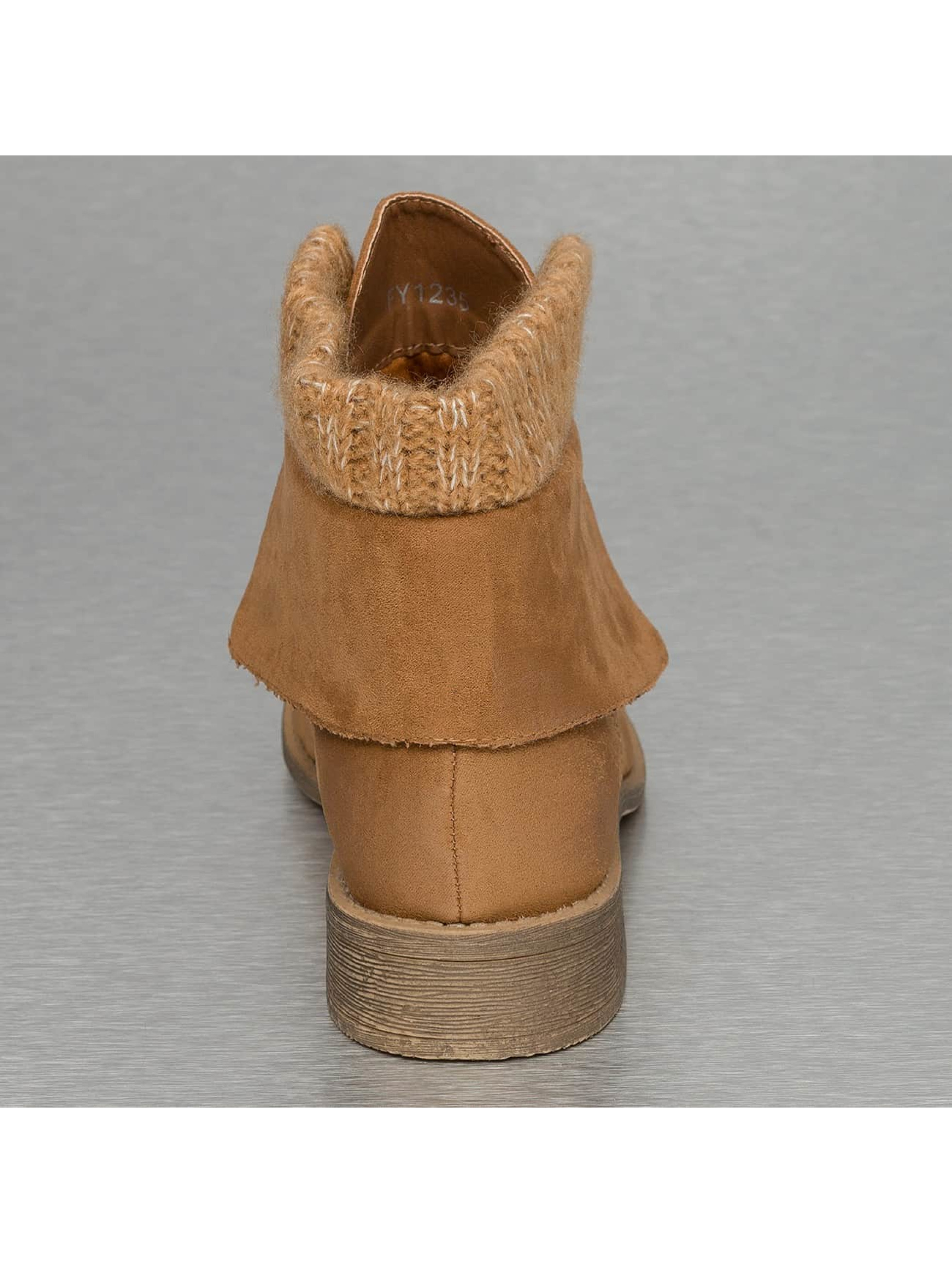 Jumex Boots/Ankle boots Wool brown