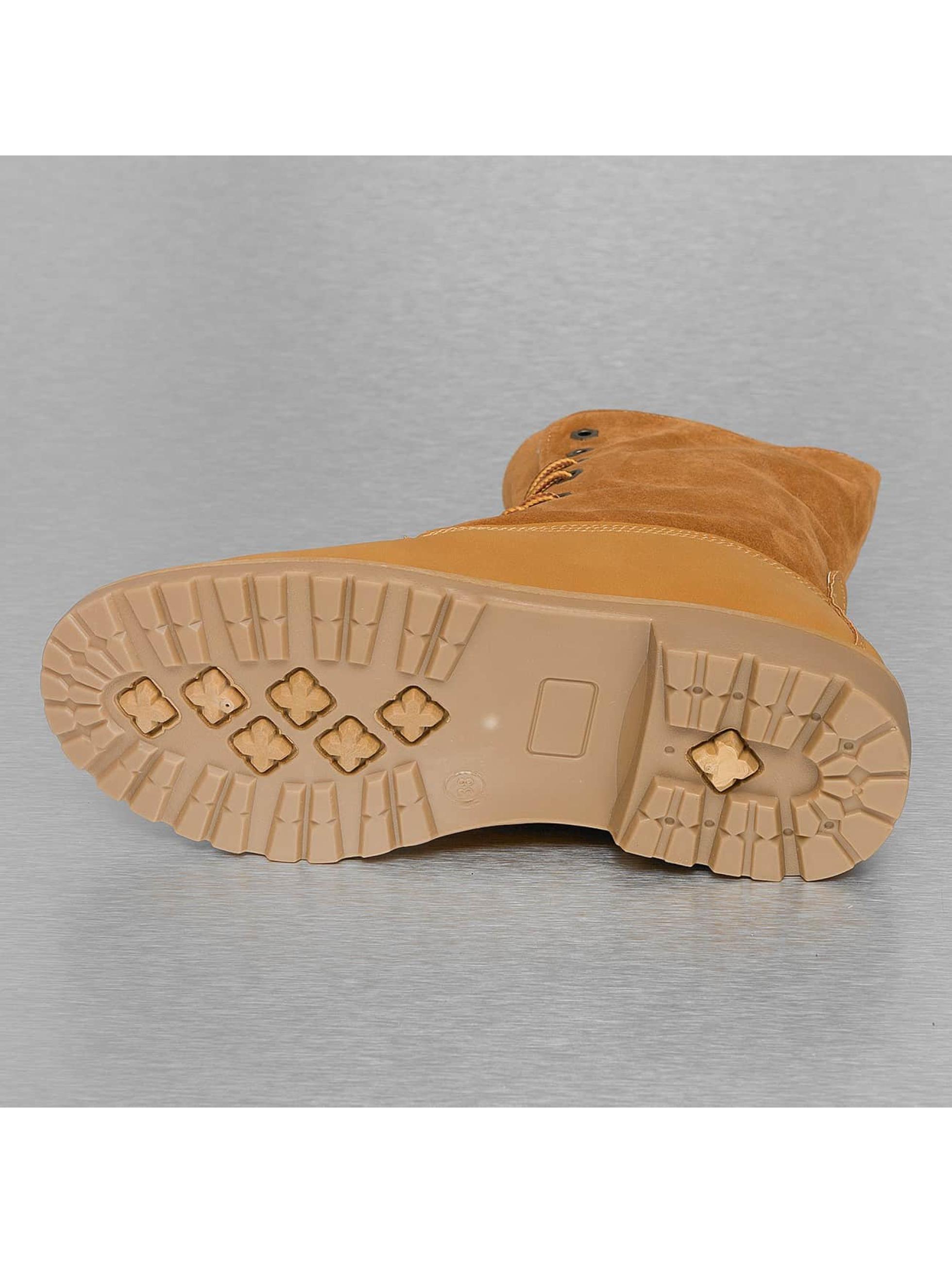 Jumex Boots Winter Fur beis
