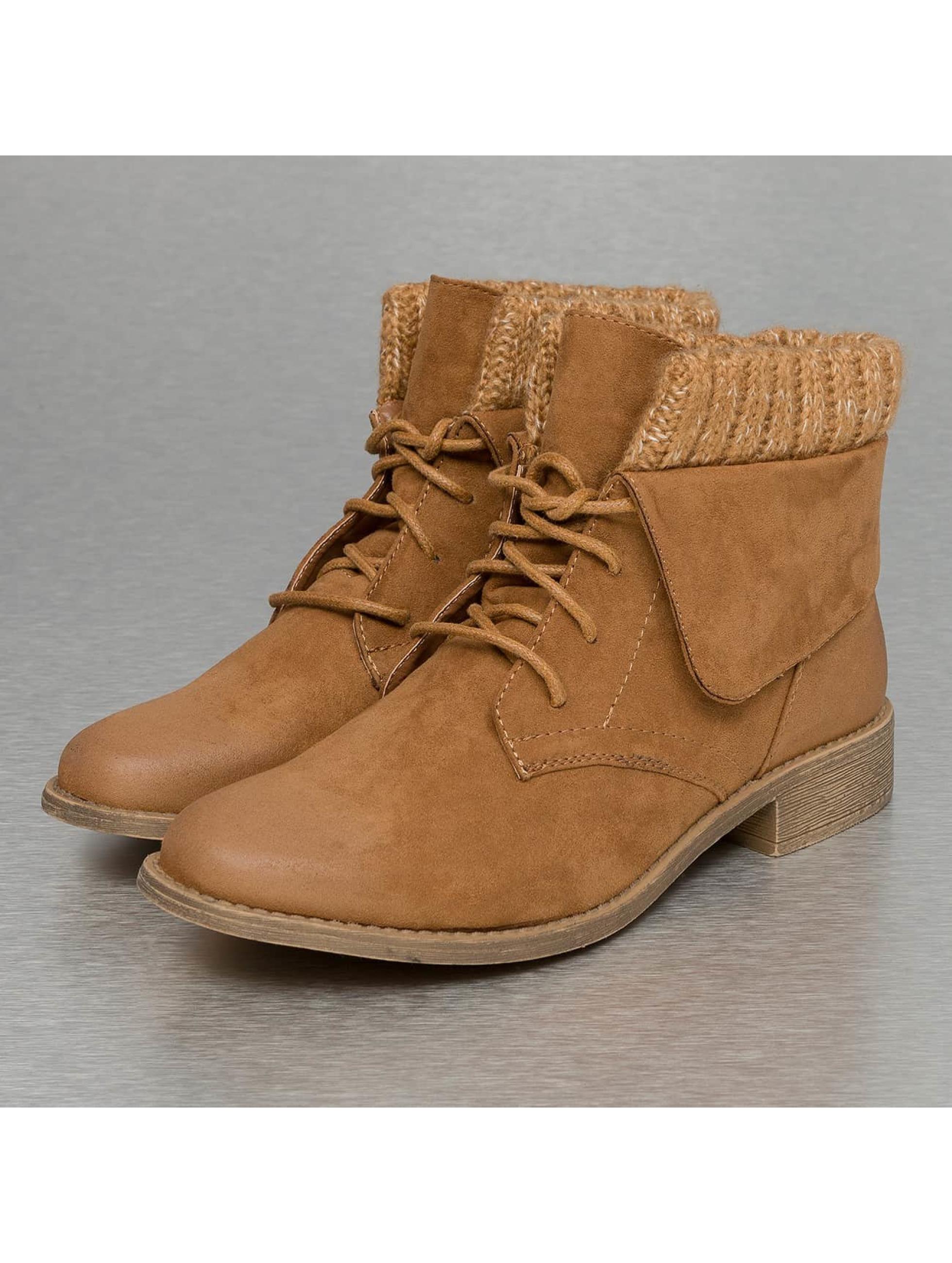 Jumex Botin Wool marrón