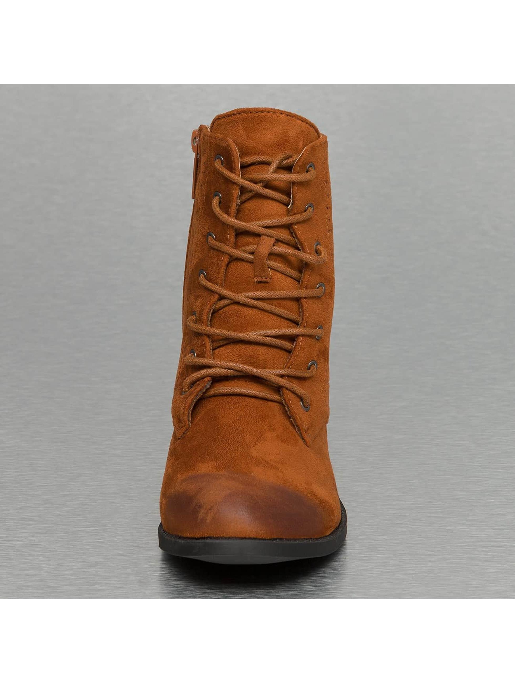 Jumex Bottines Basic Lite brun