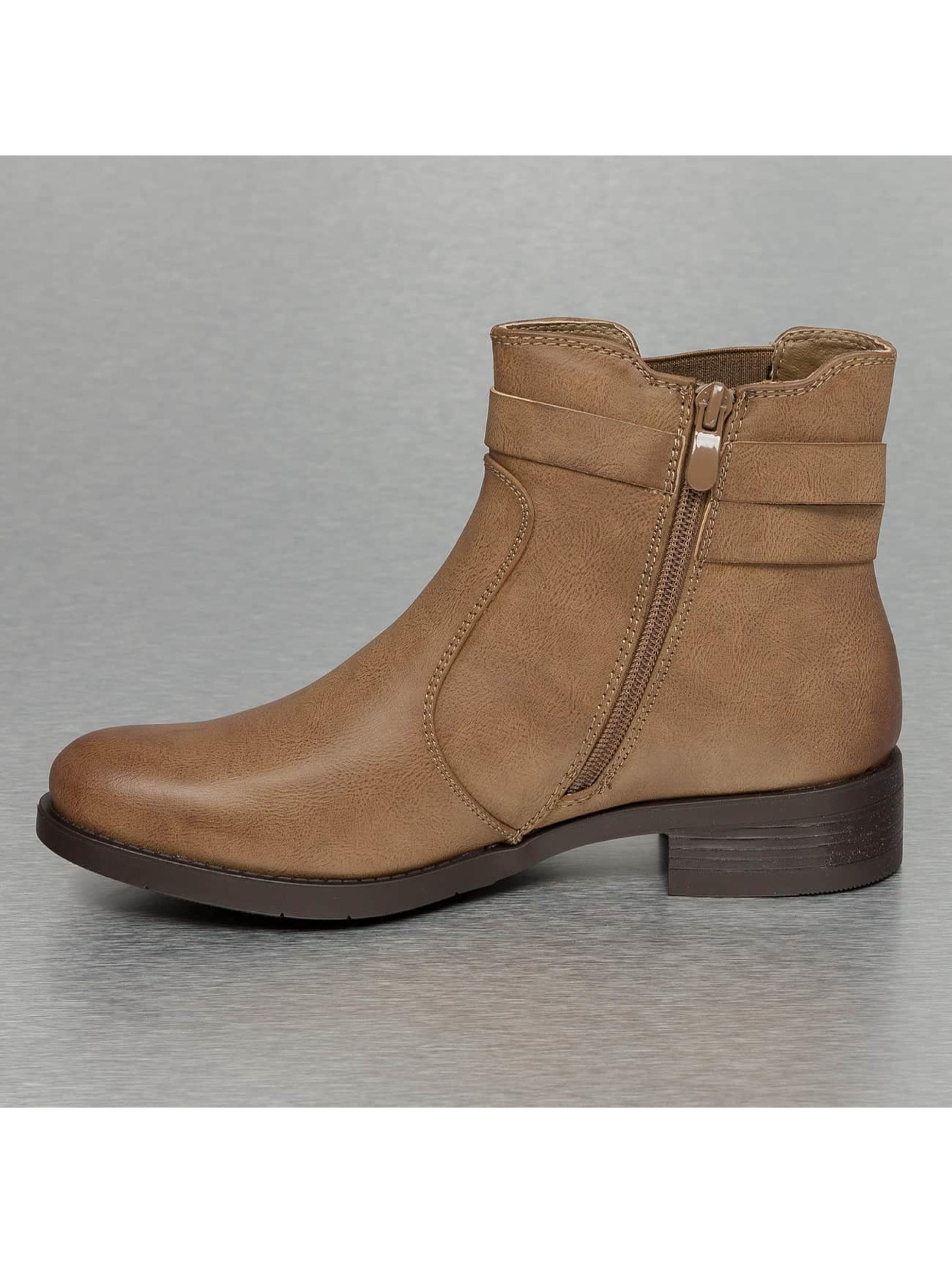 Jumex Bottines Basic kaki
