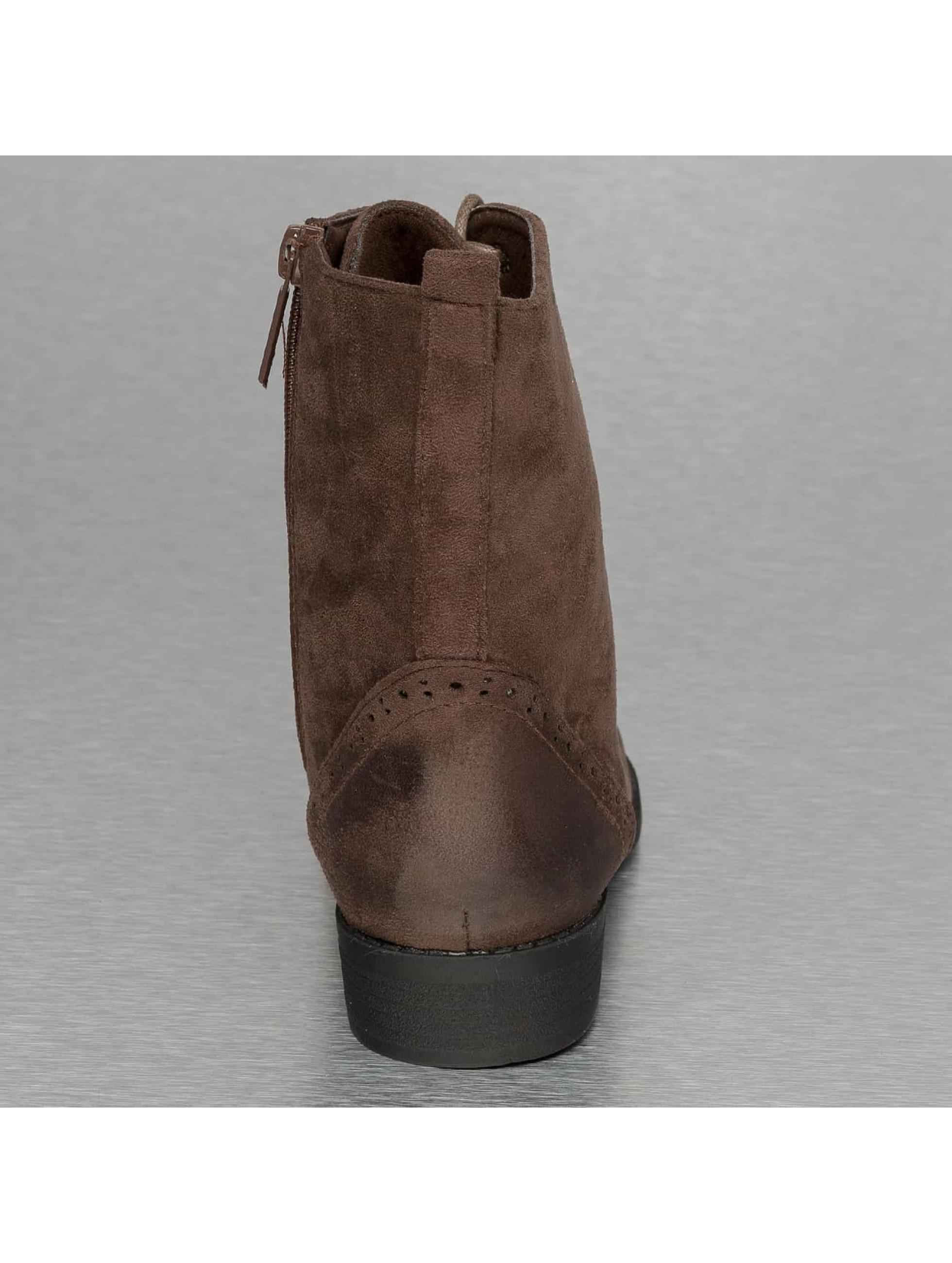 Jumex Bottines Basic Lite kaki
