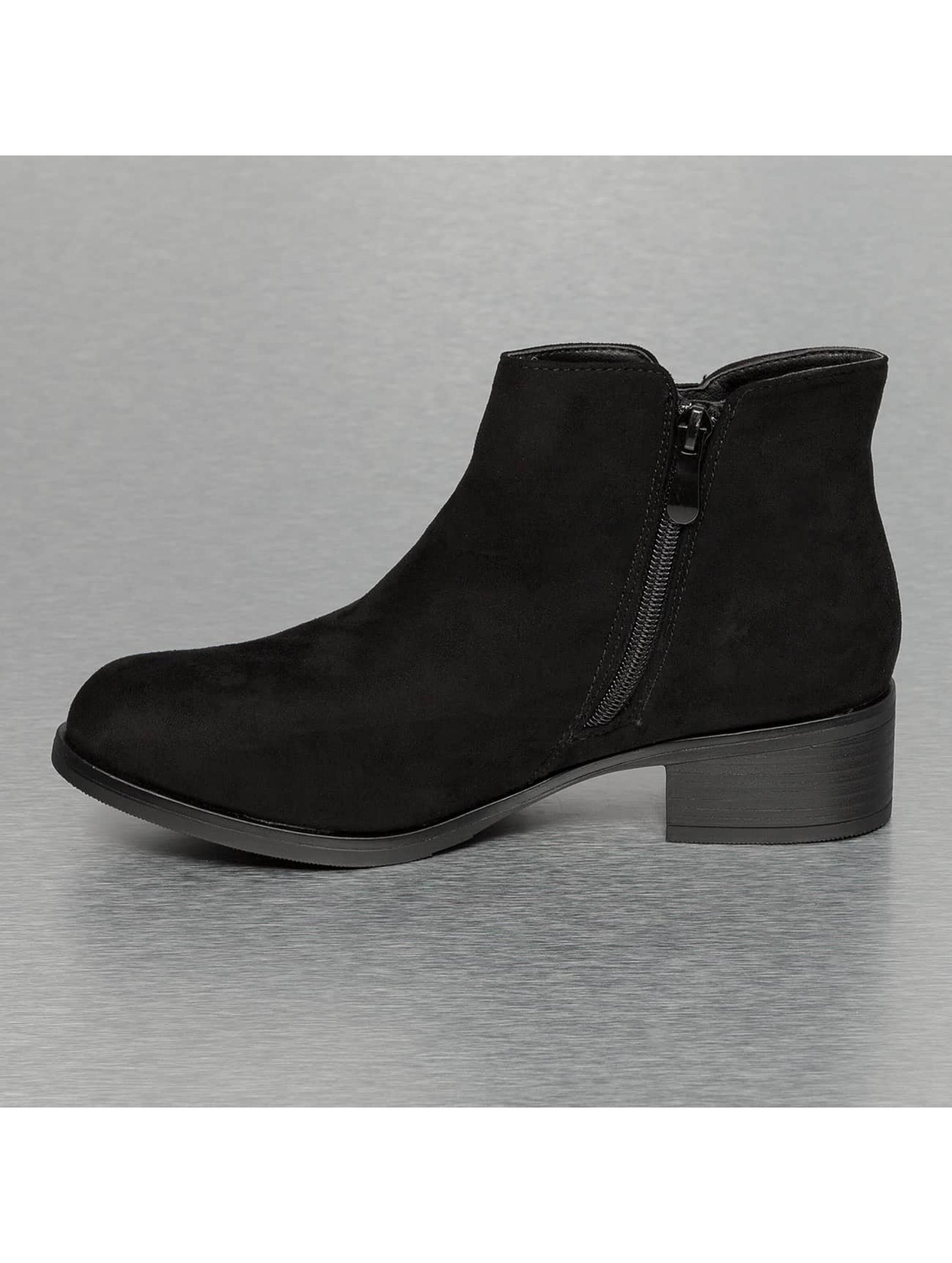 Jumex Bottines Basic noir