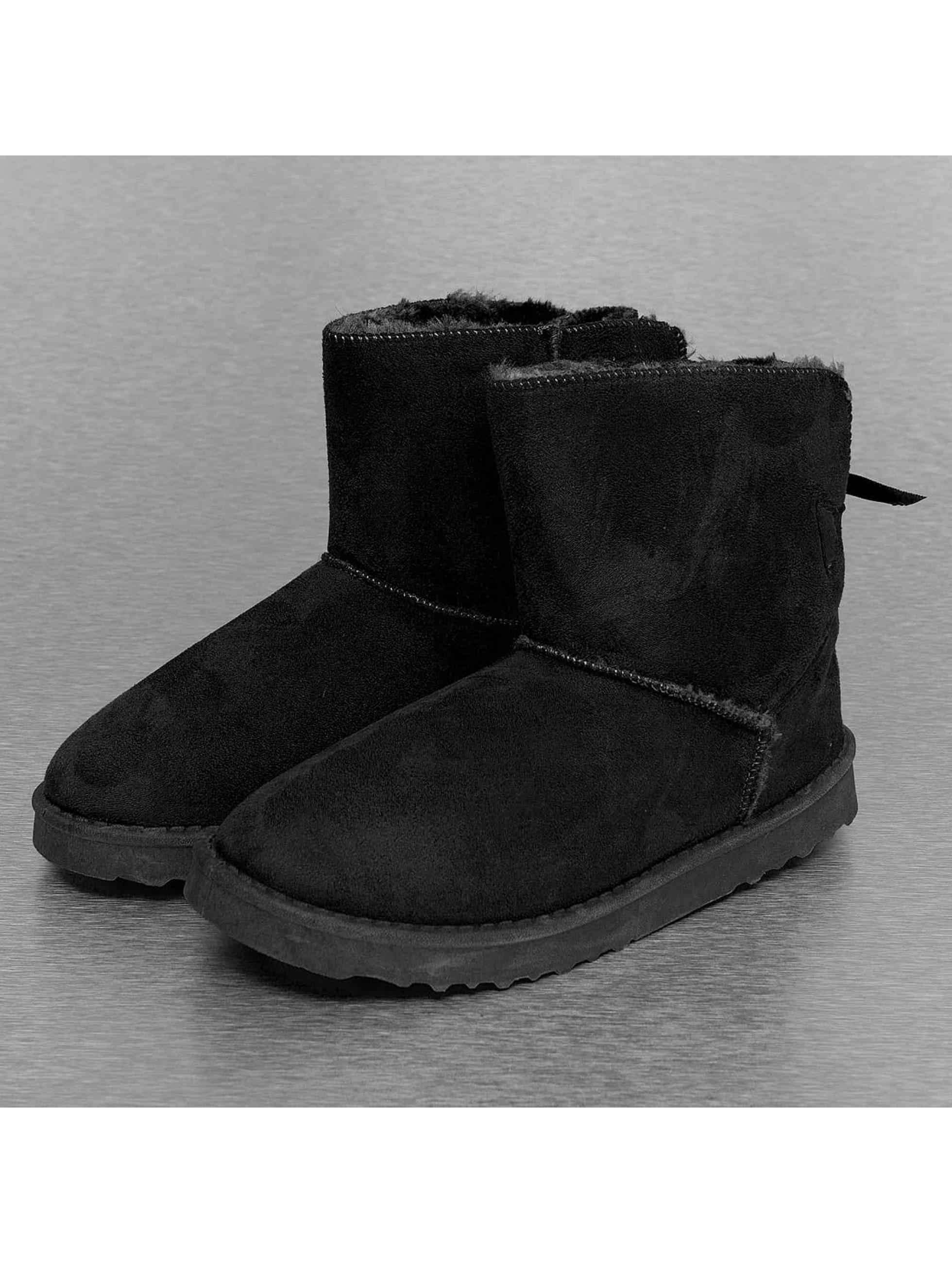 Jumex Chaussures / Chaussures montantes Basic Low en noir