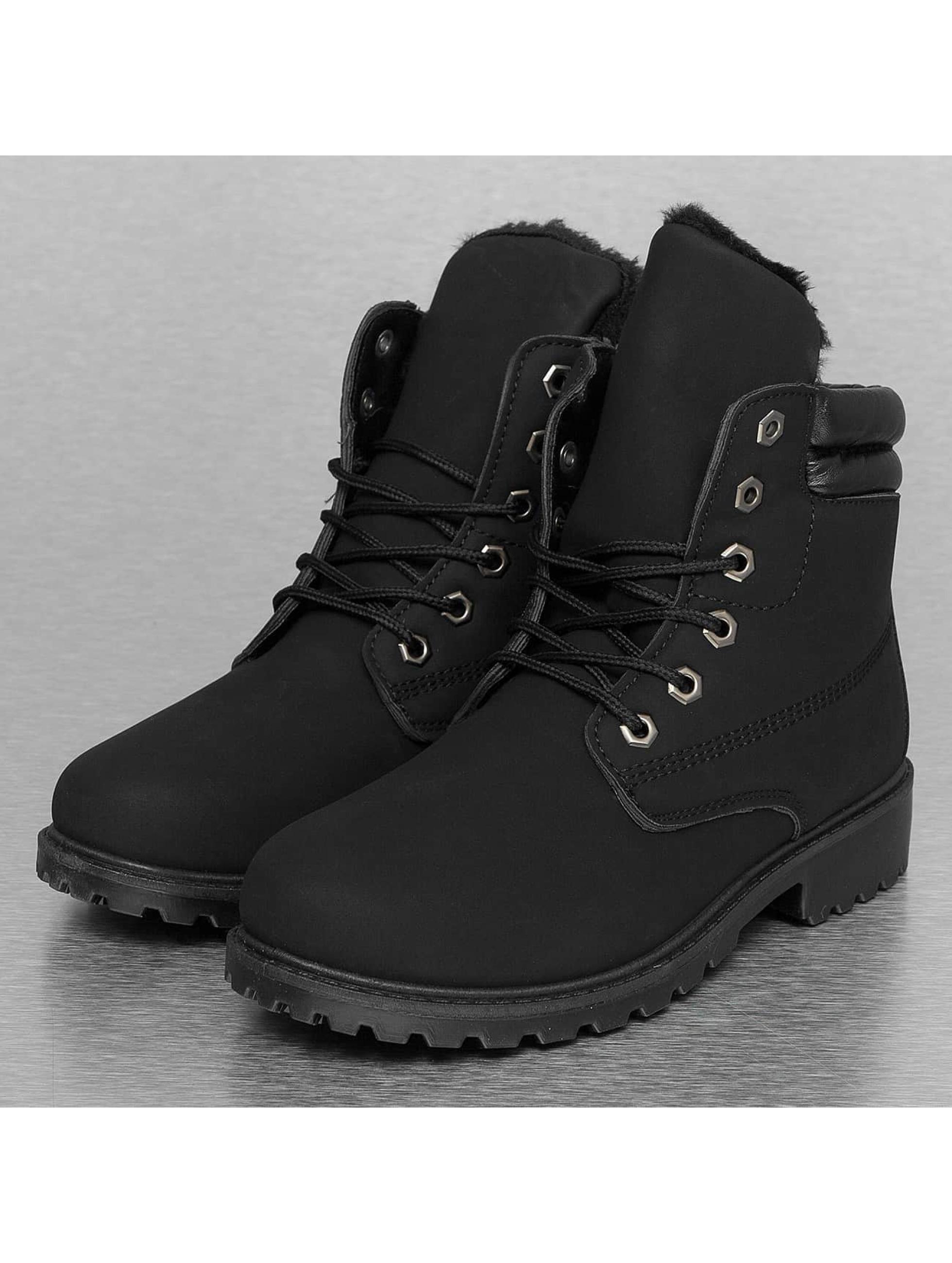 Jumex Chaussures / Chaussures montantes Basic en noir
