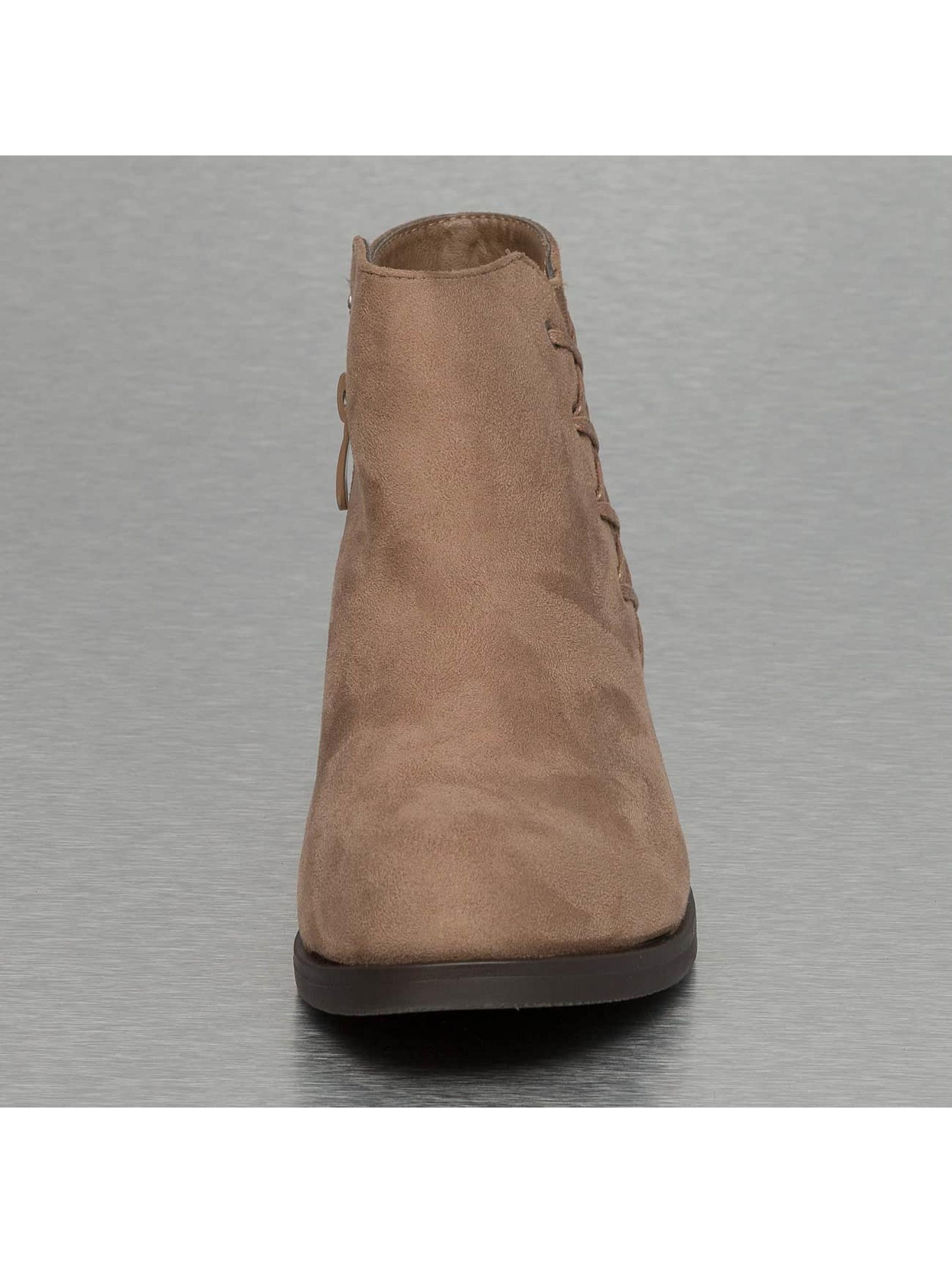 Jumex Enkellaarsje Basic khaki