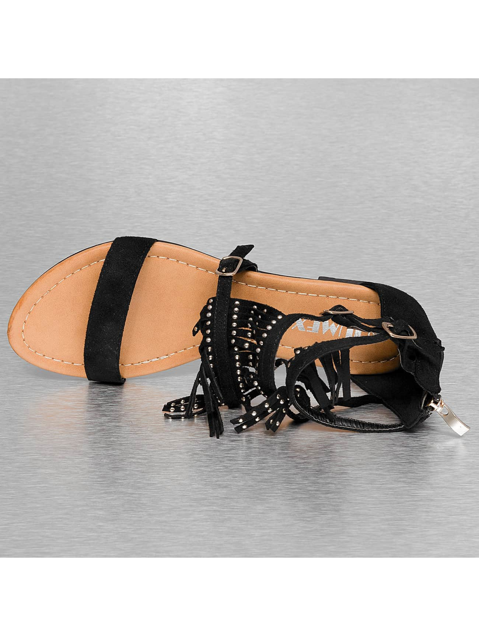Jumex Sandals Summer black