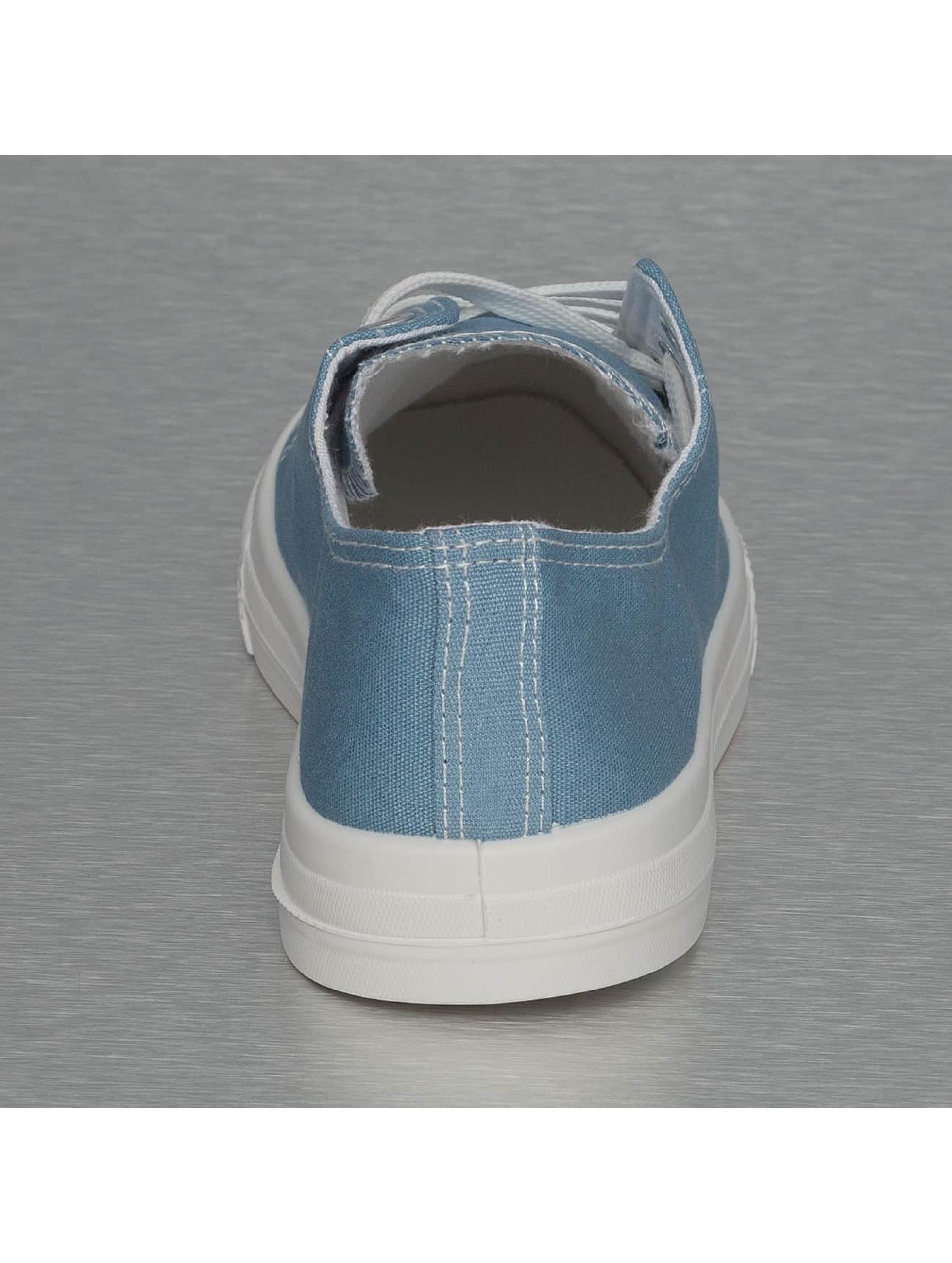 Jumex Sneaker Basic Low blau