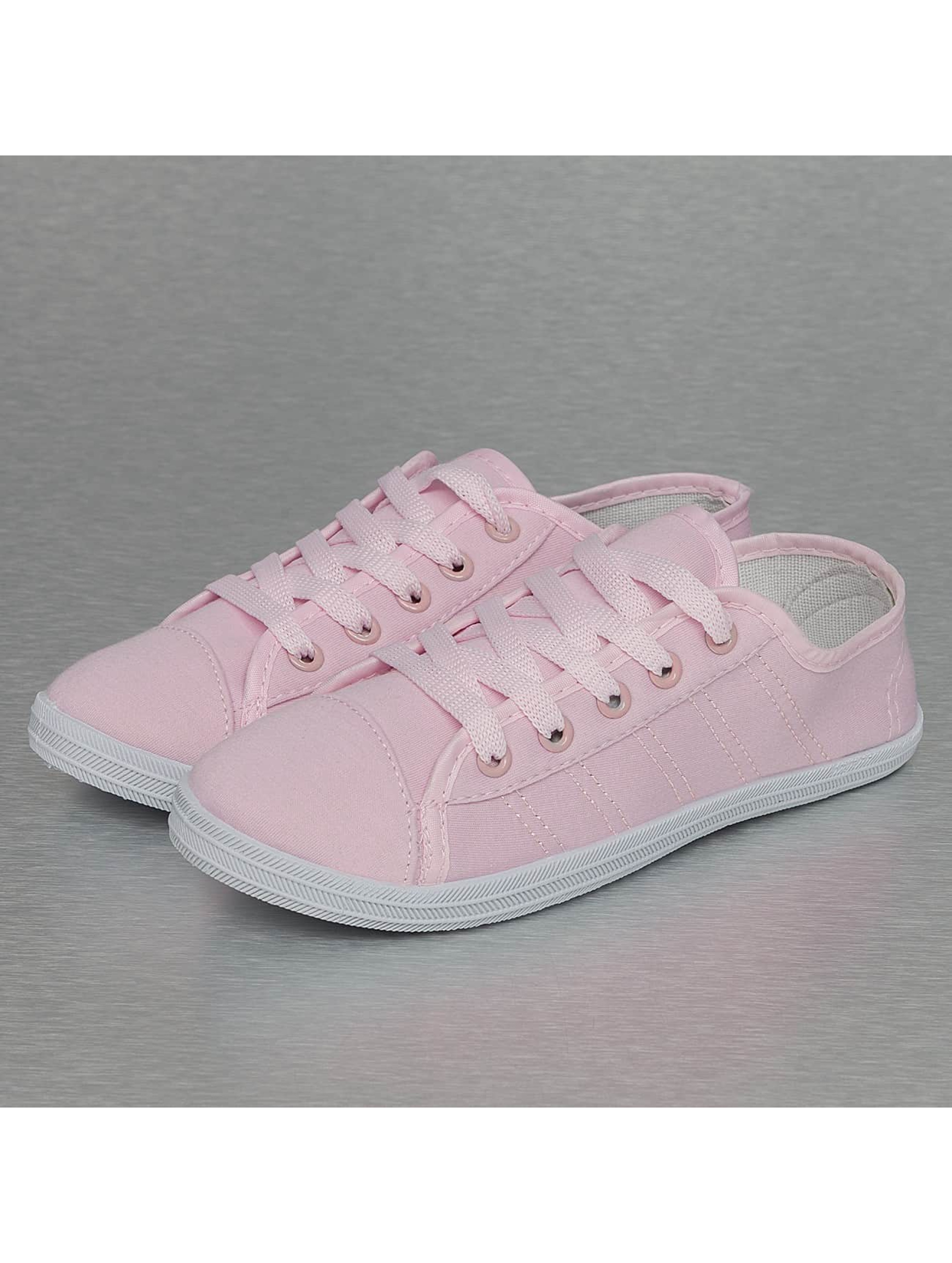 Sneaker Basic Lite in rosa