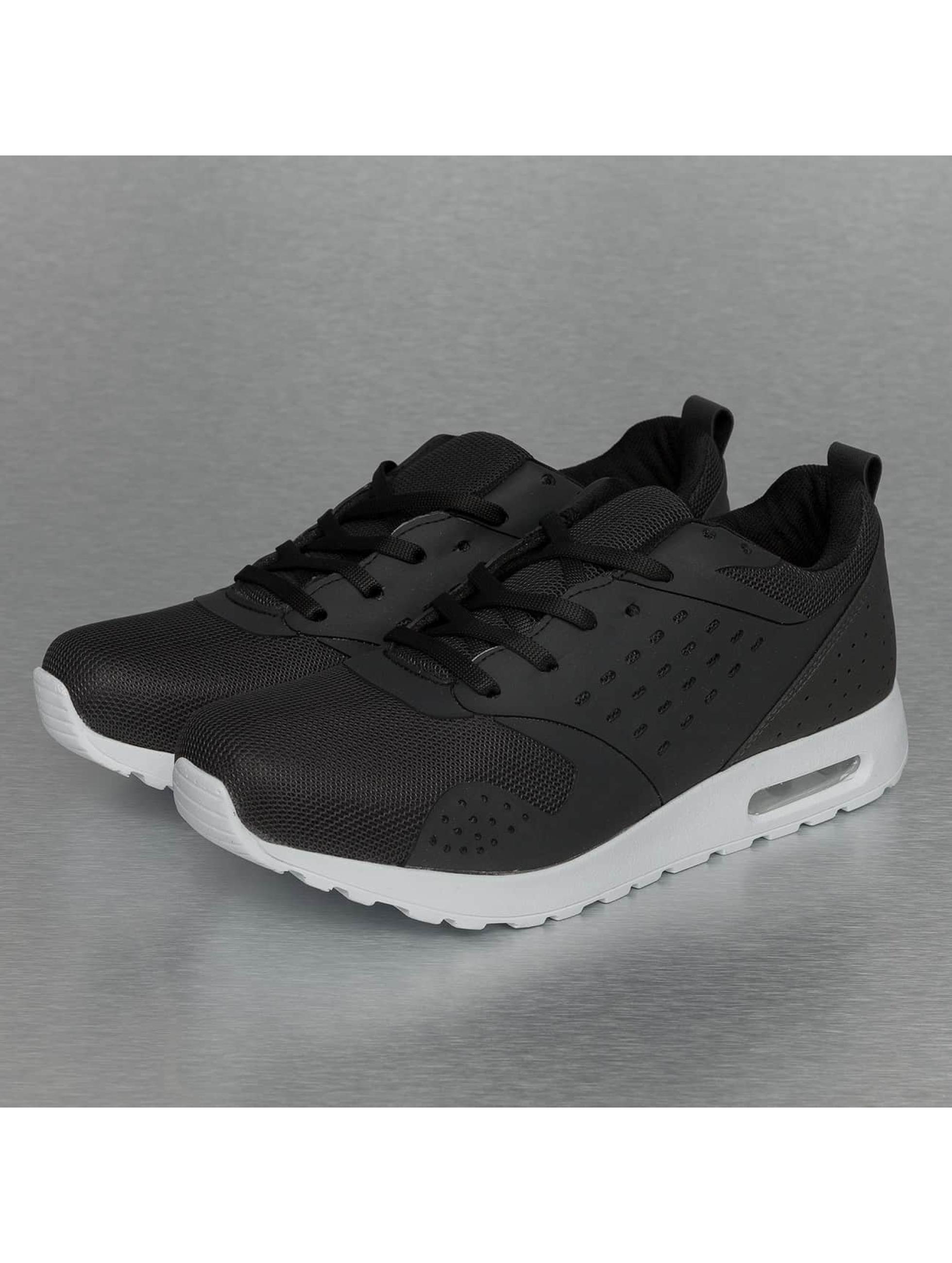 Jumex Sneaker Basic Sport schwarz