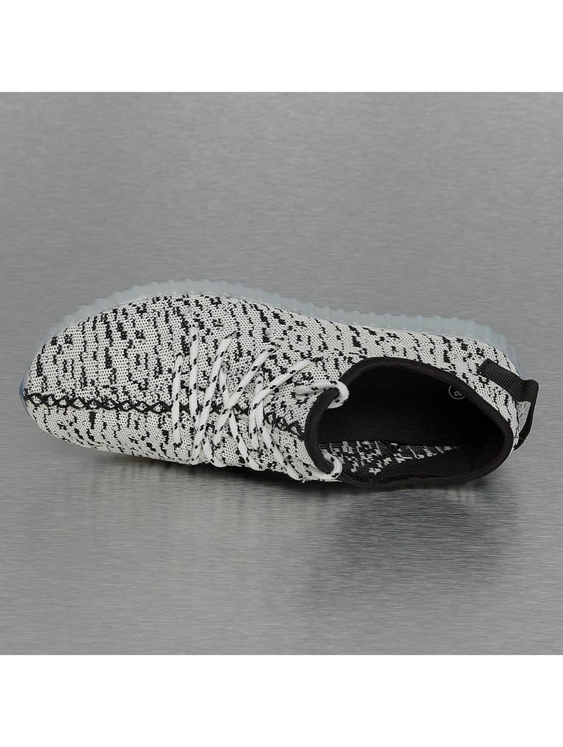 Jumex Sneaker LED Sport weiß
