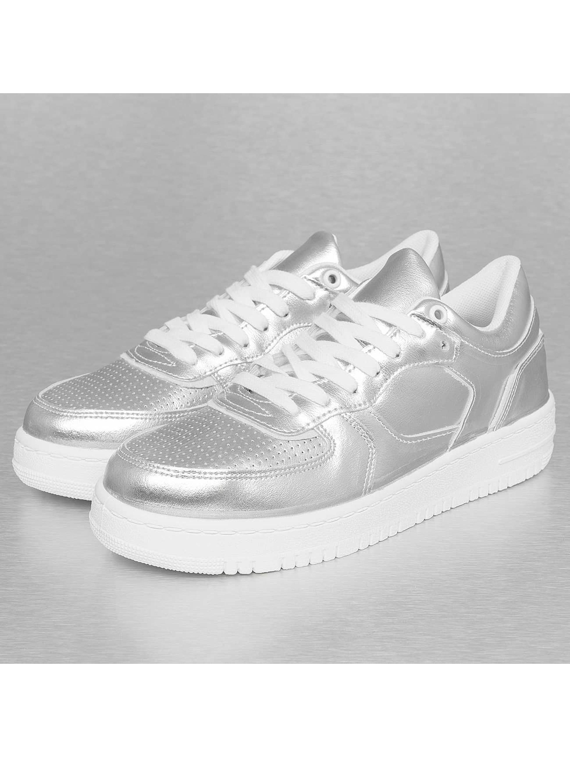 Jumex sneaker Rushour zilver
