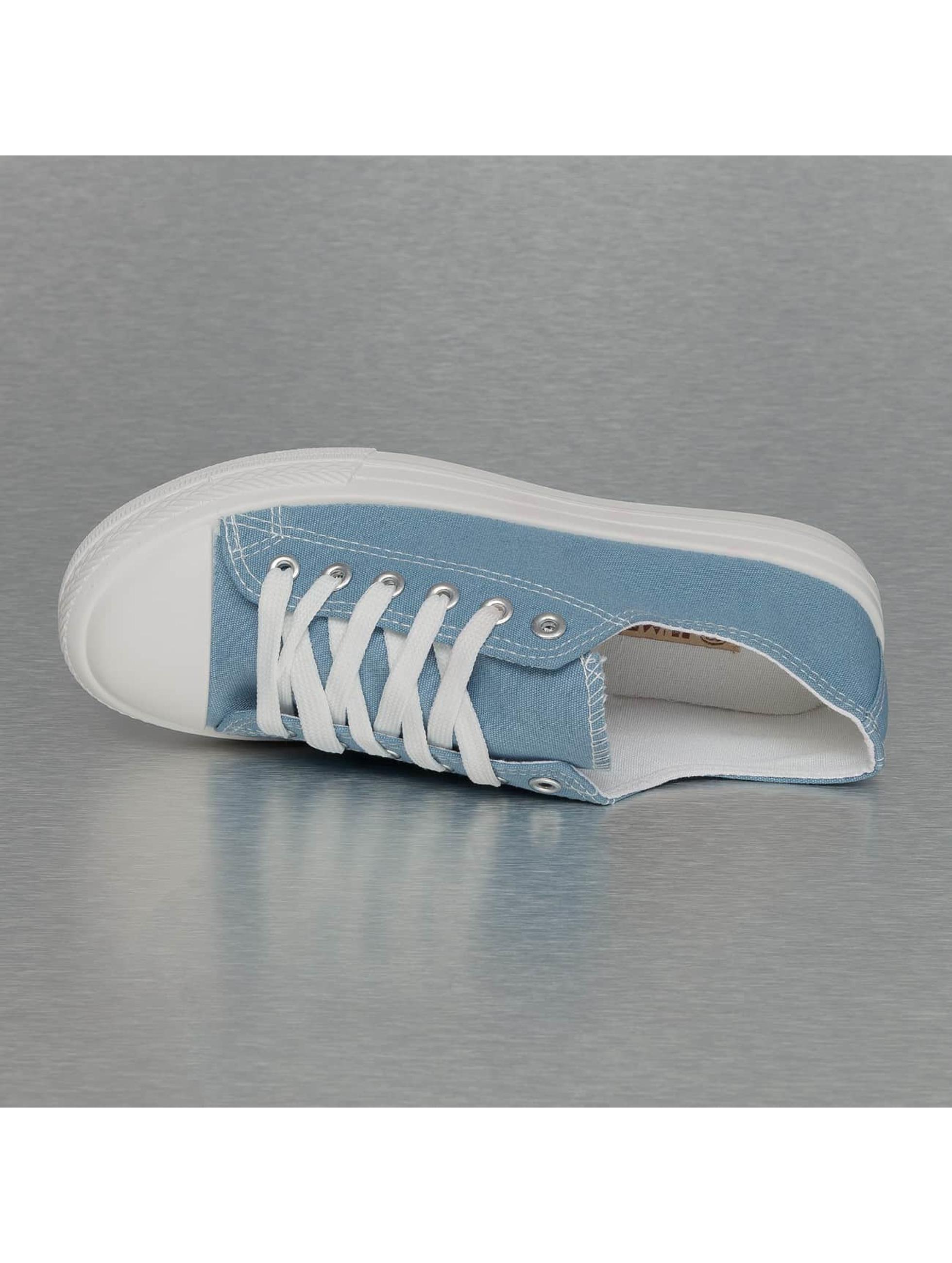Jumex Sneakers Basic Low niebieski
