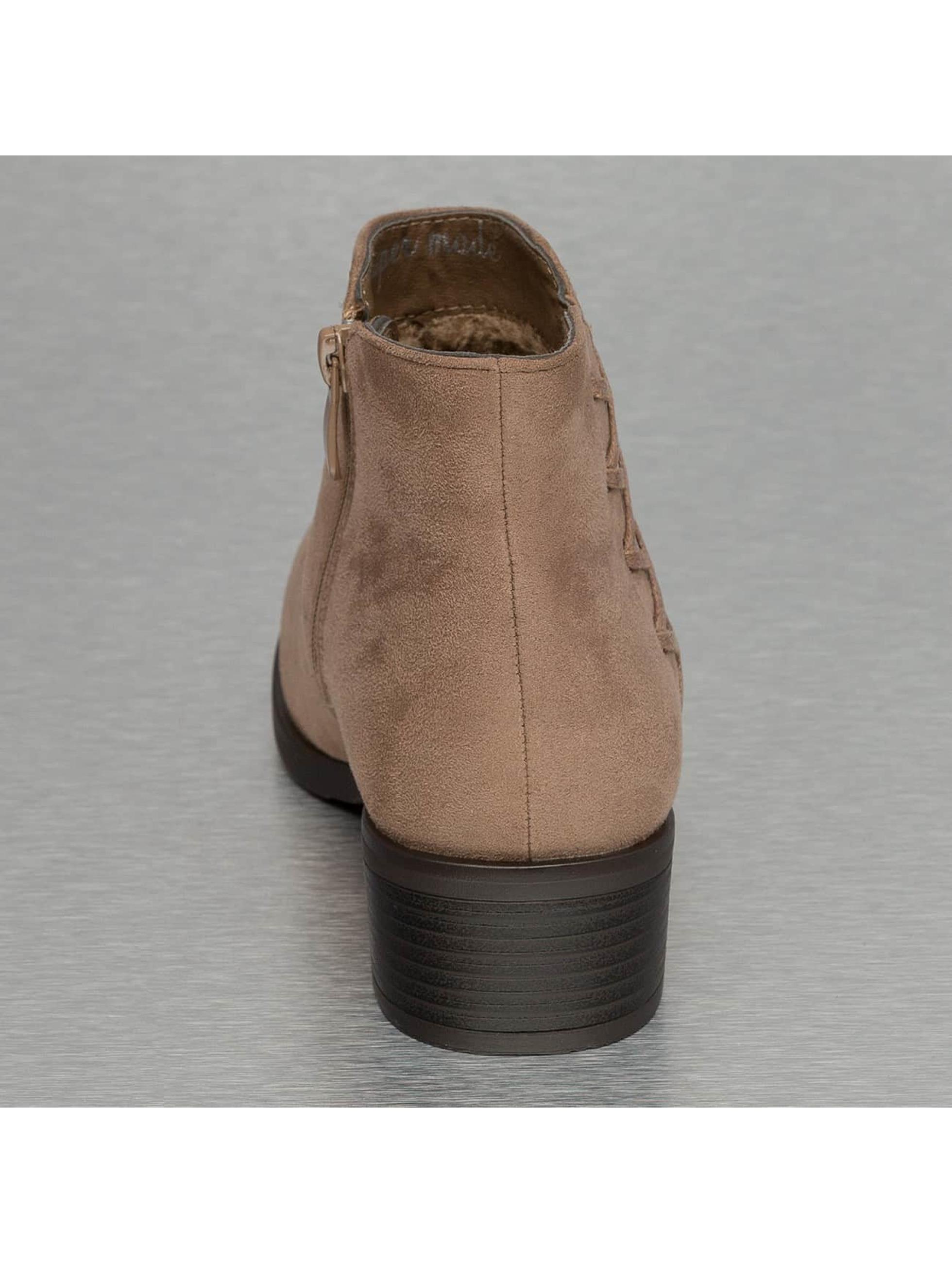 Jumex Stiefelette Basic khaki