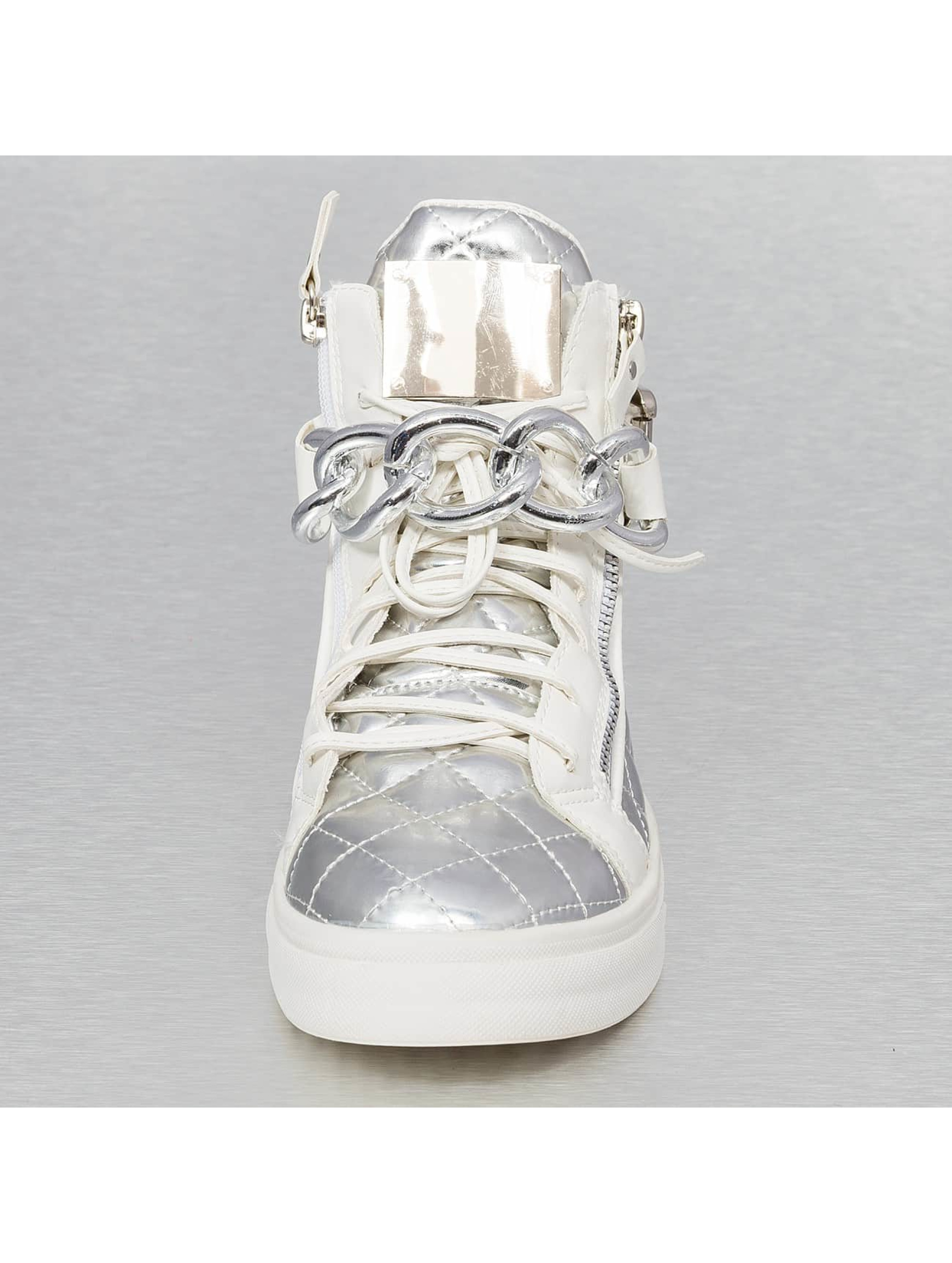 Jumex Tennarit High Top Metalic valkoinen