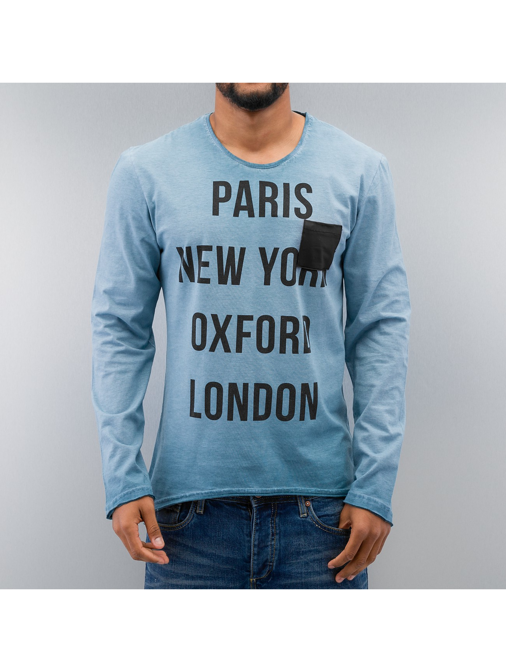 Just Rhyse Водолазка Paris синий