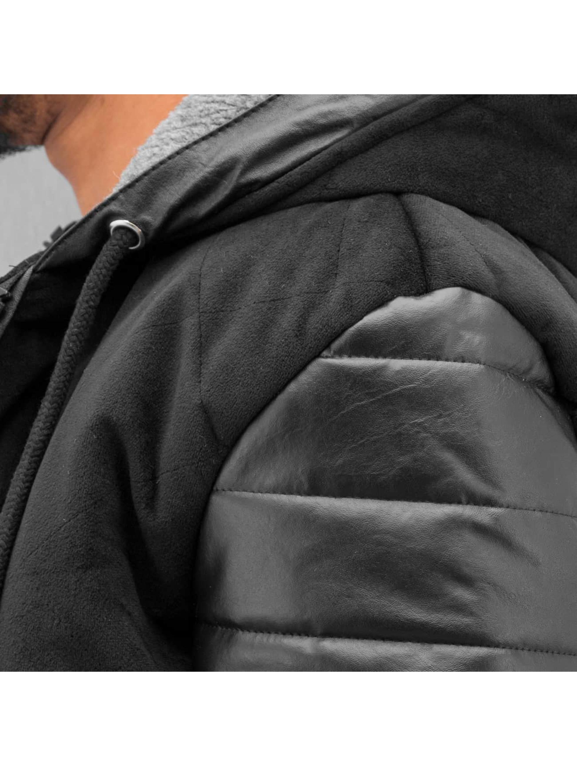 Just Rhyse Демисезонная куртка Minsko черный