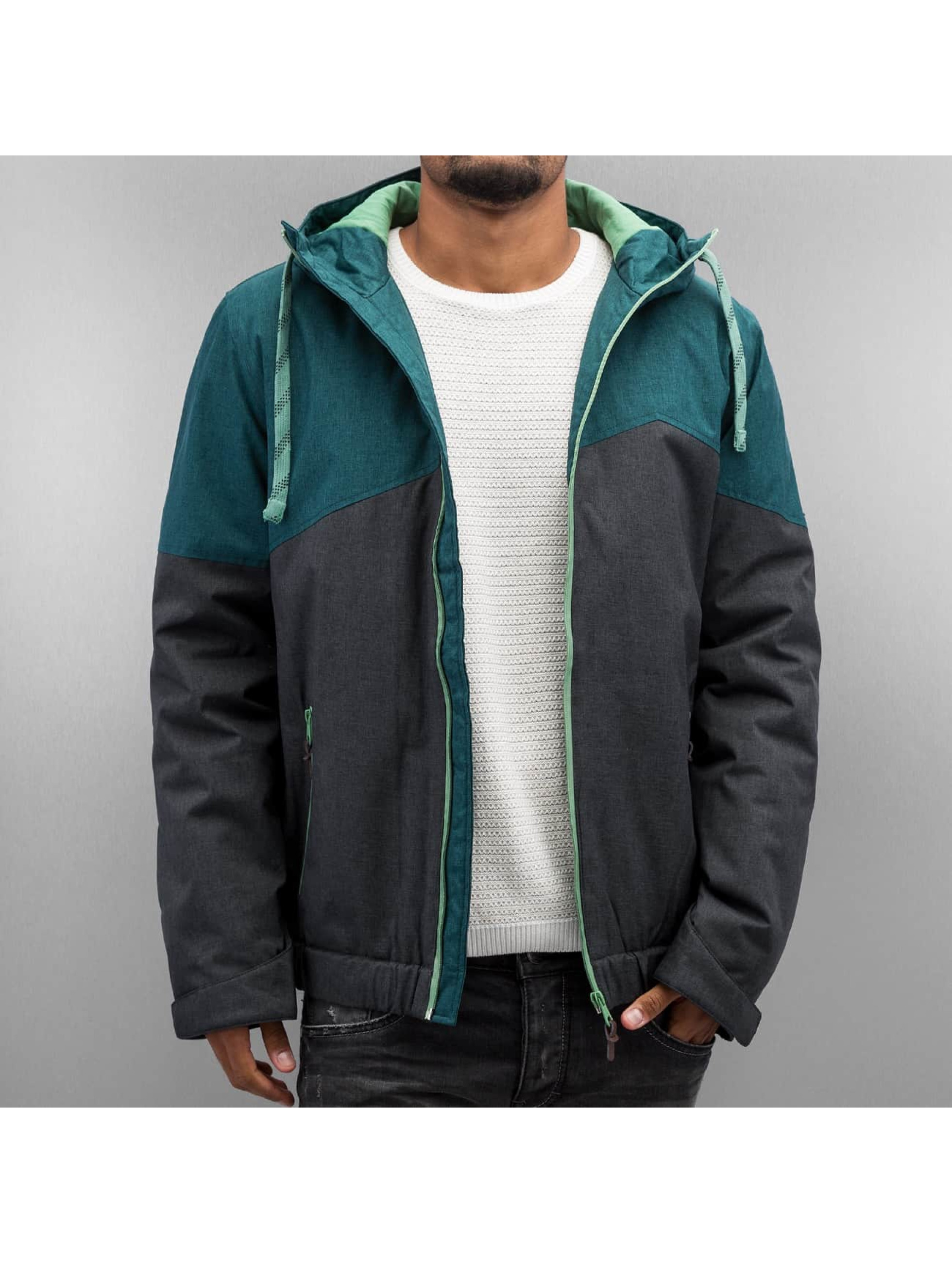 Just Rhyse Зимняя куртка Dacio черный
