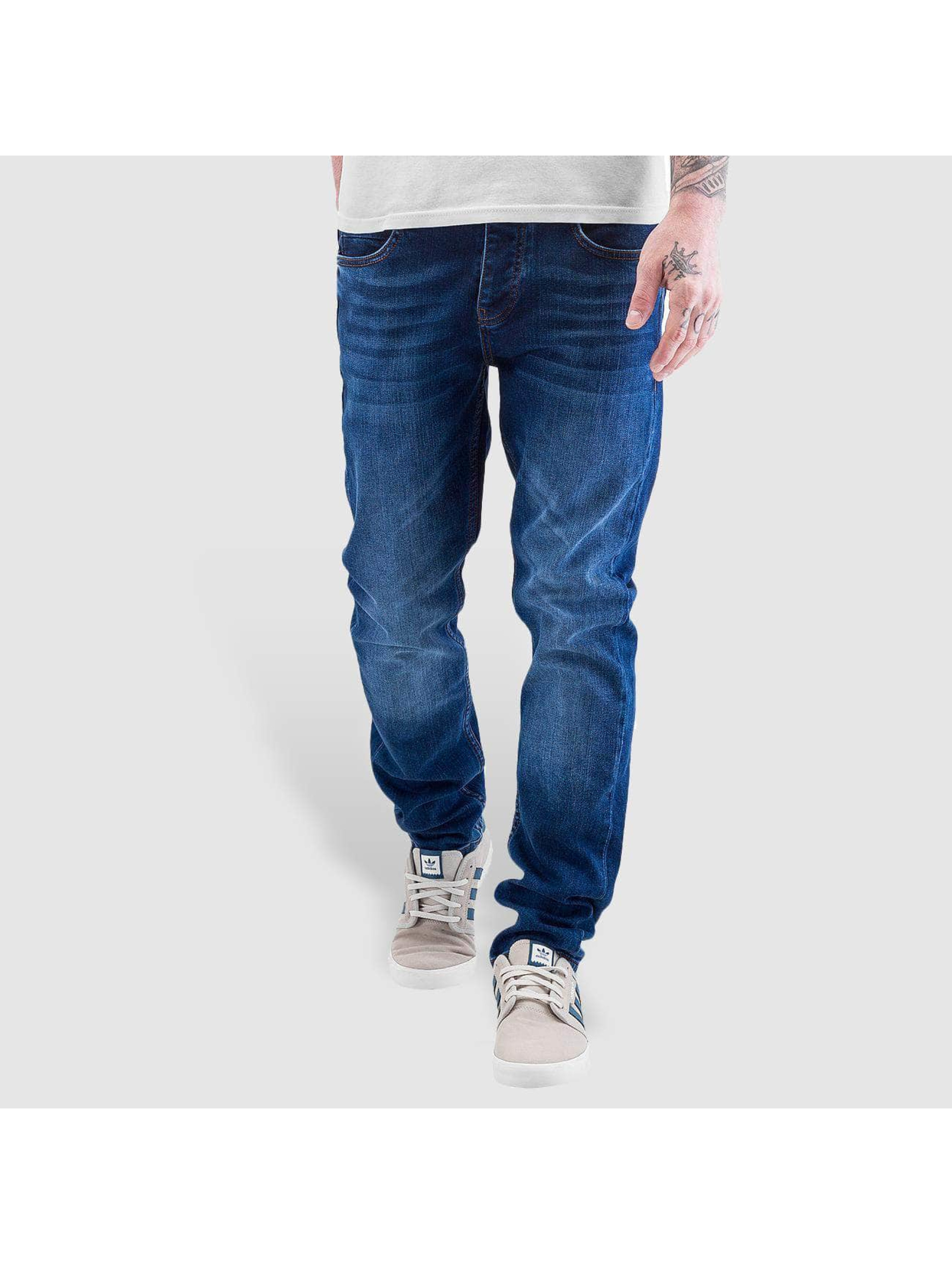 Just Rhyse Облегающие джинсы Slimfit синий