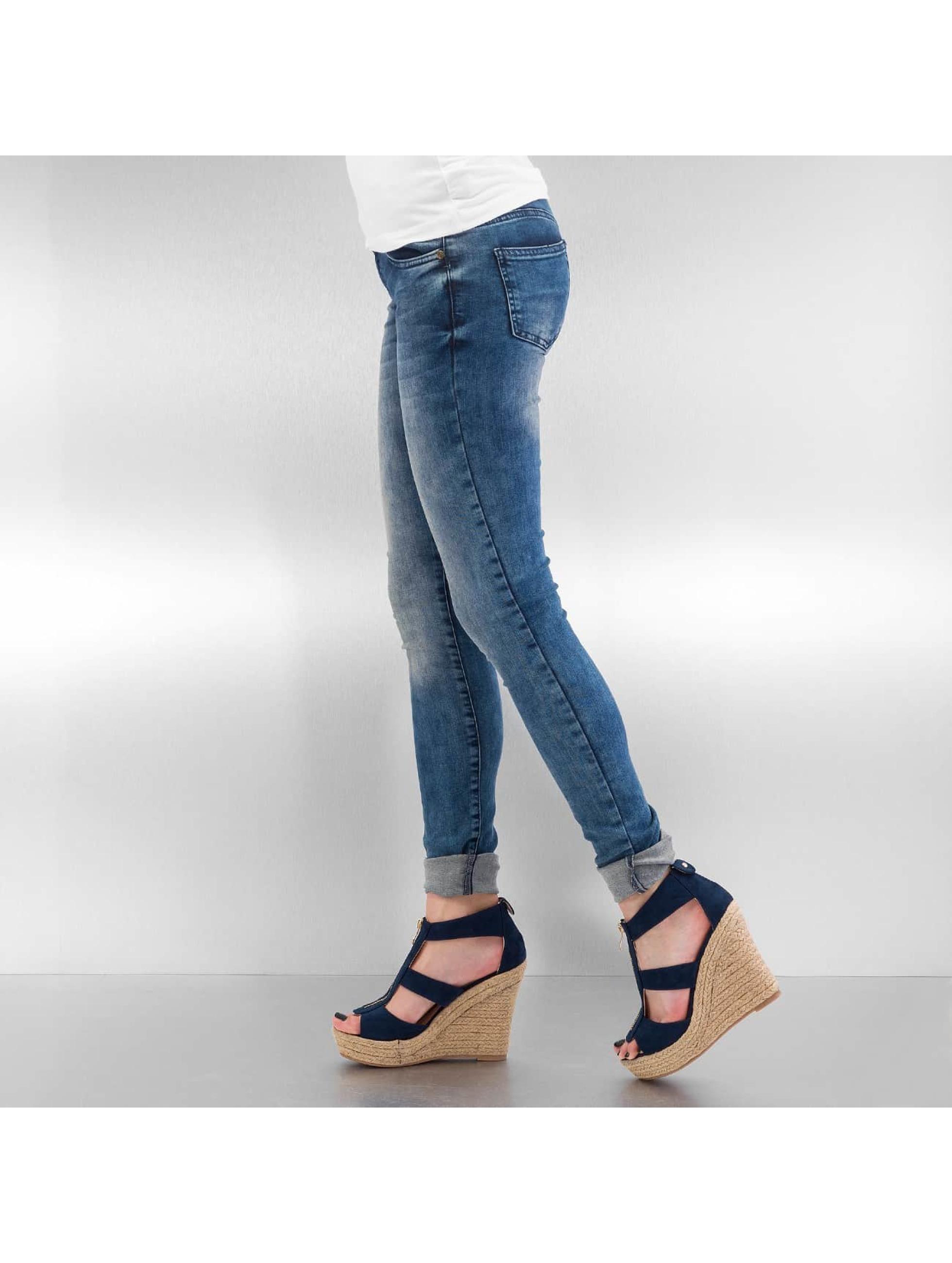 Just Rhyse Облегающие джинсы Tina синий