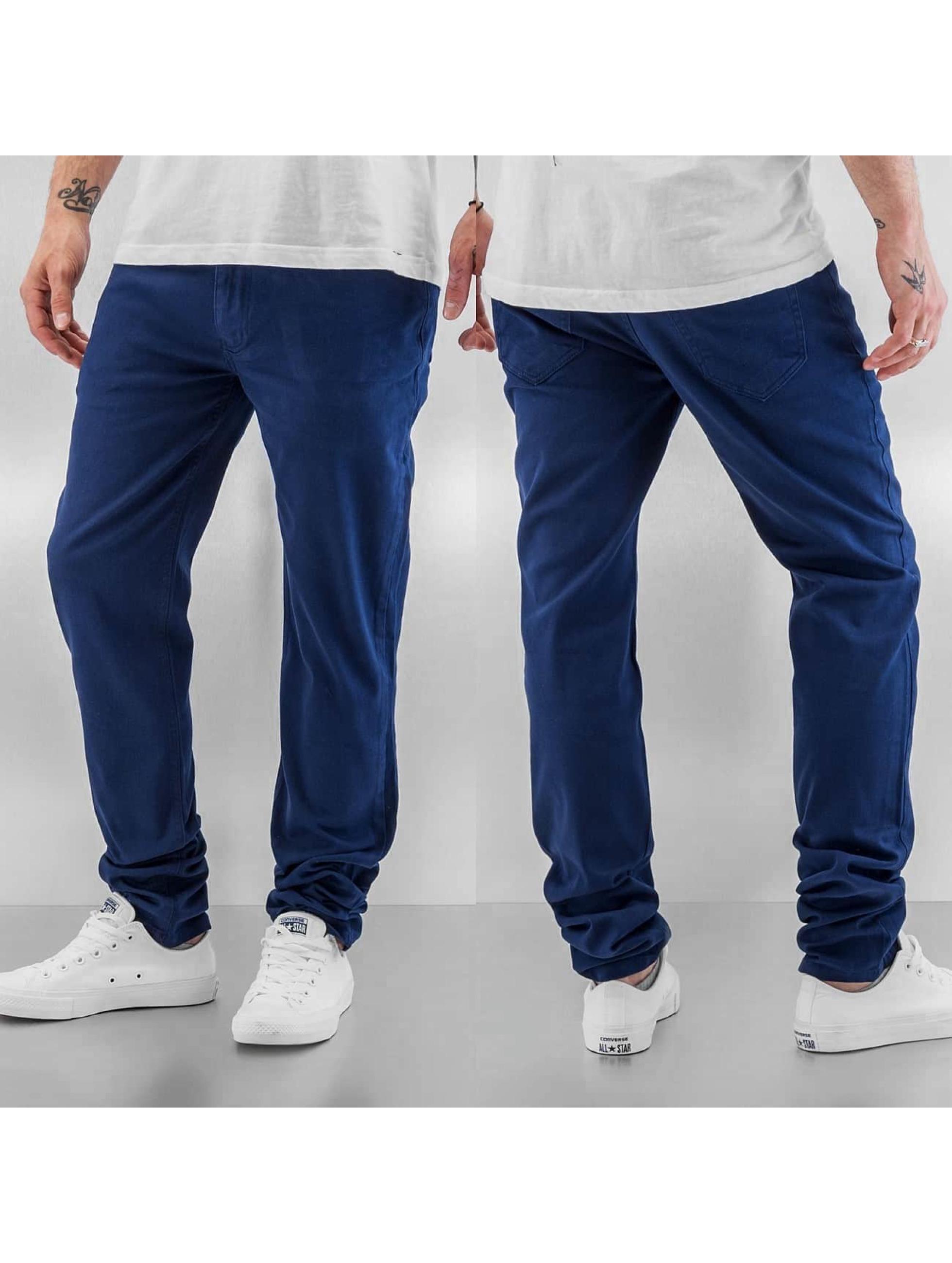Just Rhyse Облегающие джинсы Cool Skinny синий