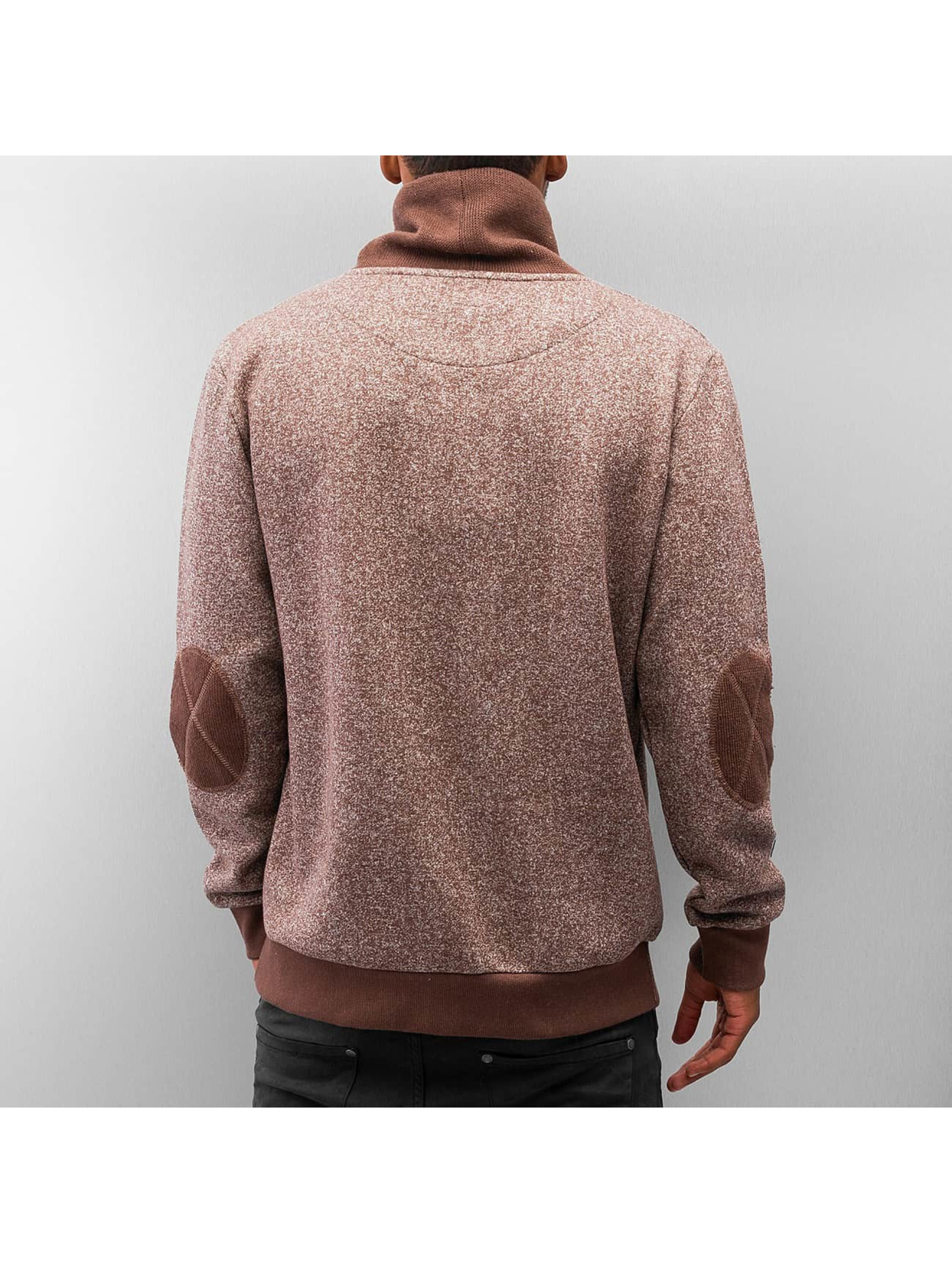 Just Rhyse Пуловер Denim коричневый