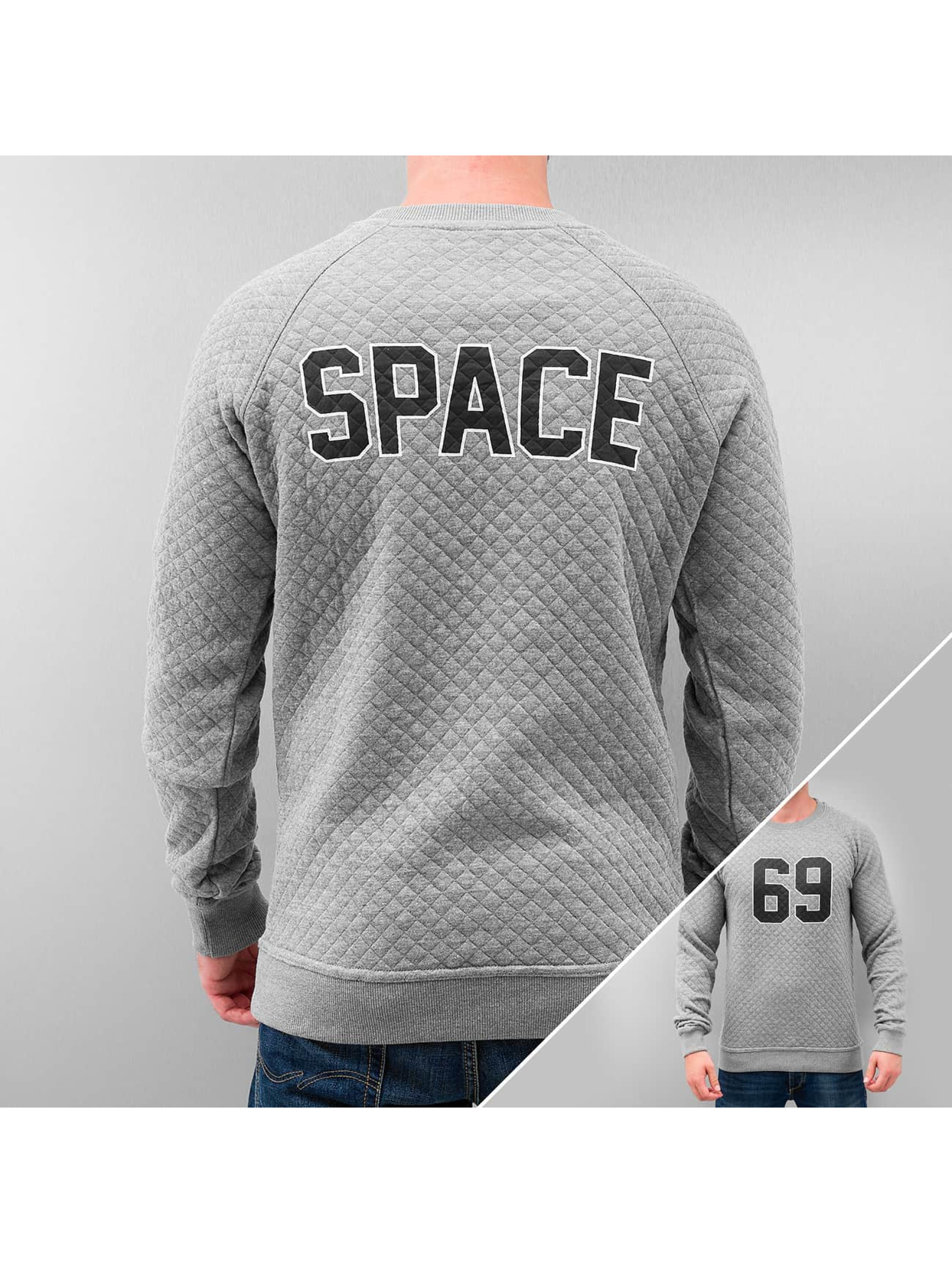 Just Rhyse Пуловер 69 серый