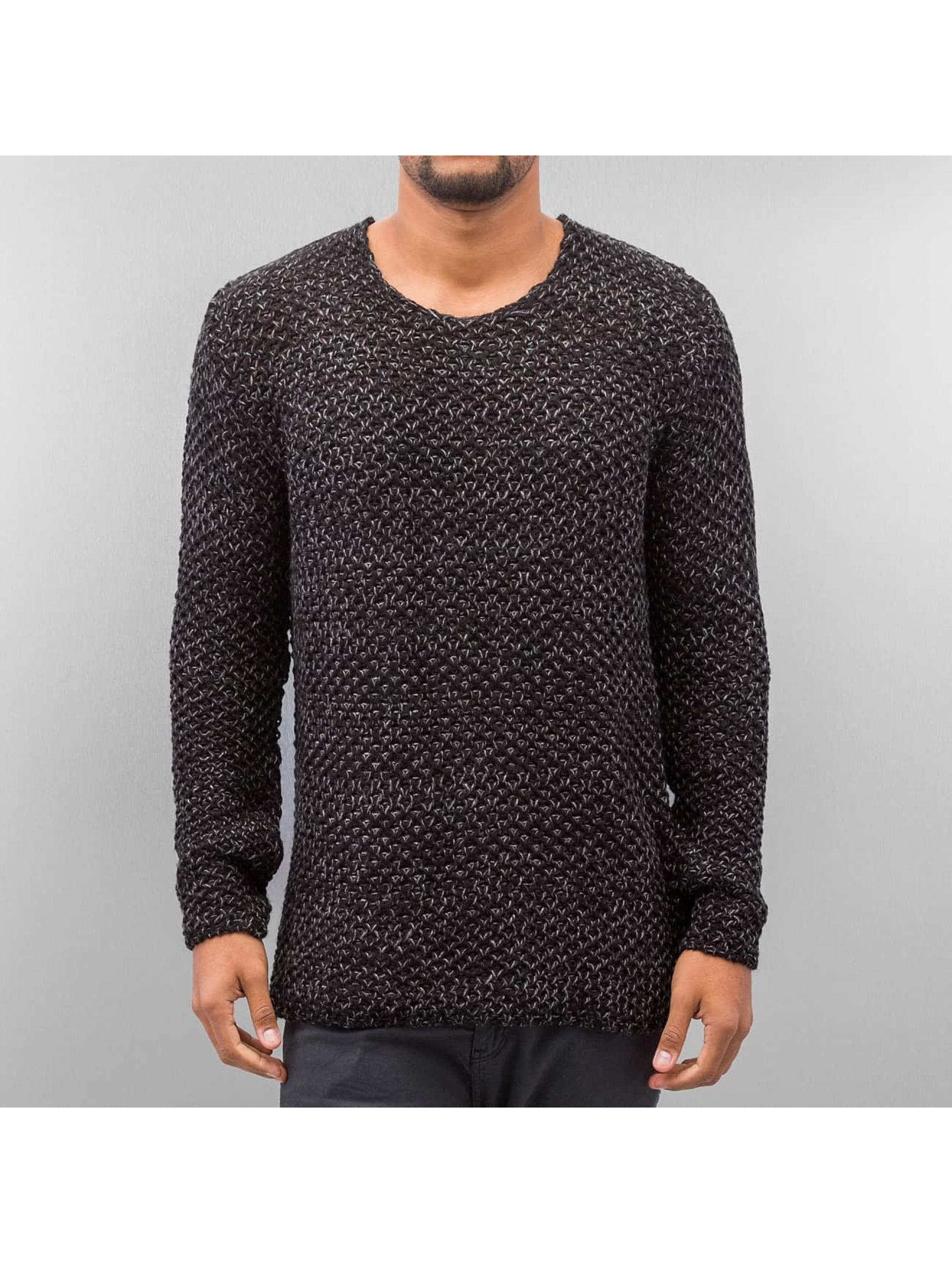 Just Rhyse Пуловер Knit черный