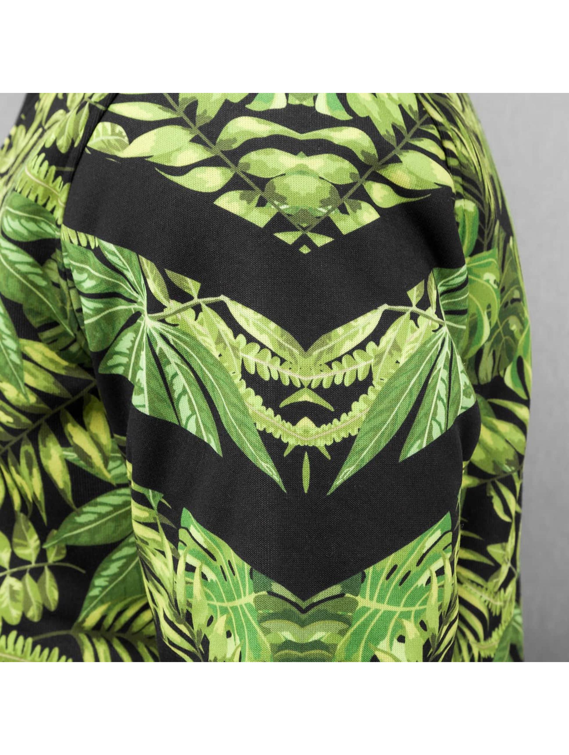 Just Rhyse Пуловер Leaf черный
