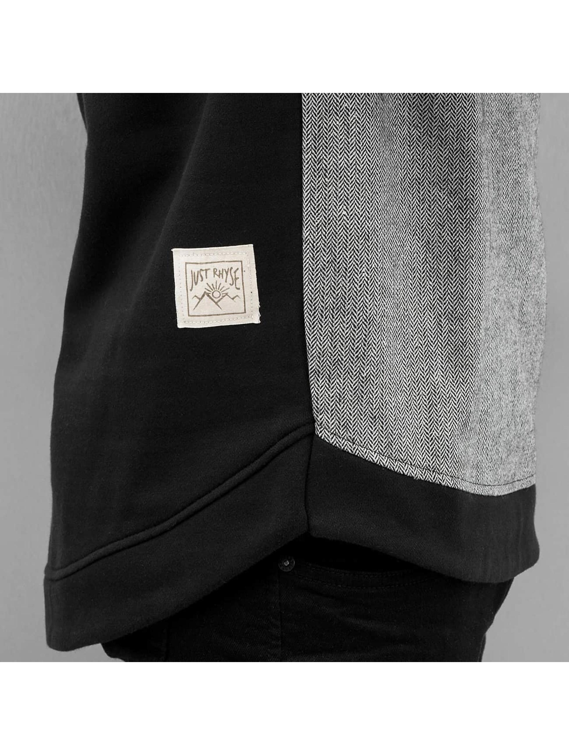 Just Rhyse Пуловер Cona черный