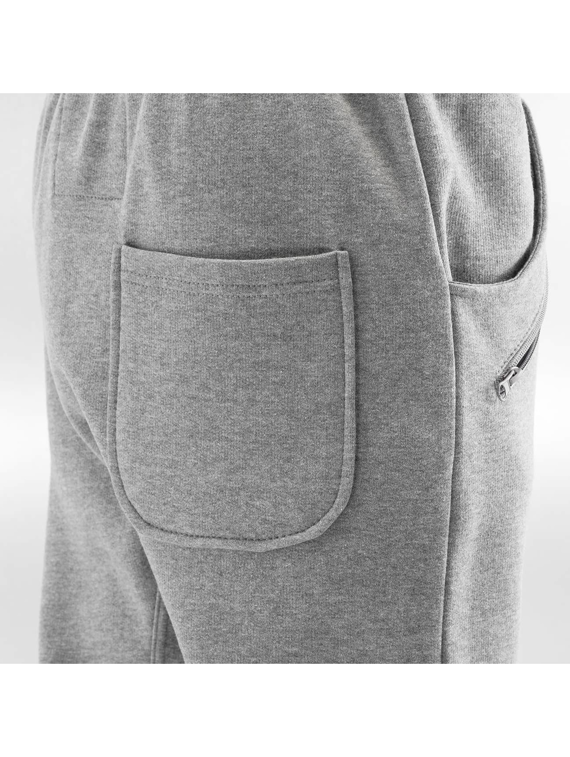 Just Rhyse Спортивные брюки Rasco Zip серый