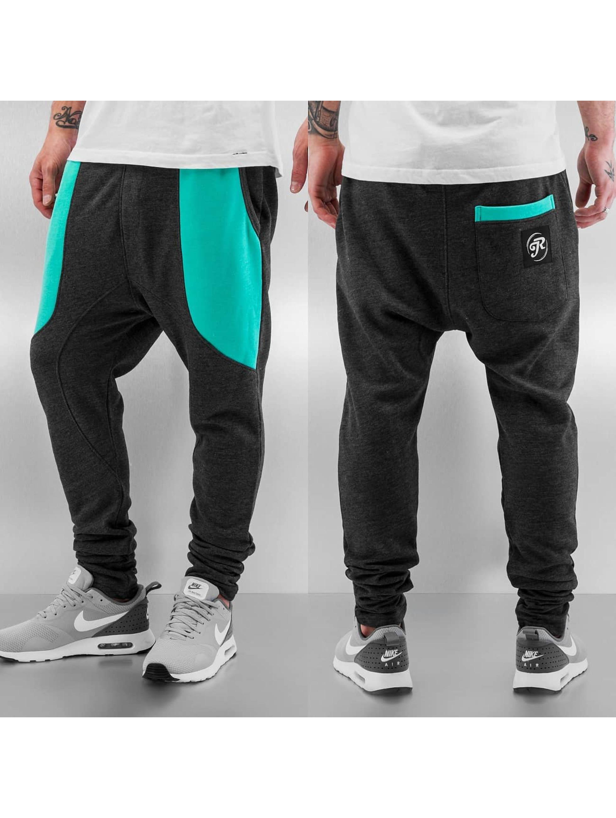 Just Rhyse Спортивные брюки Two Tone серый