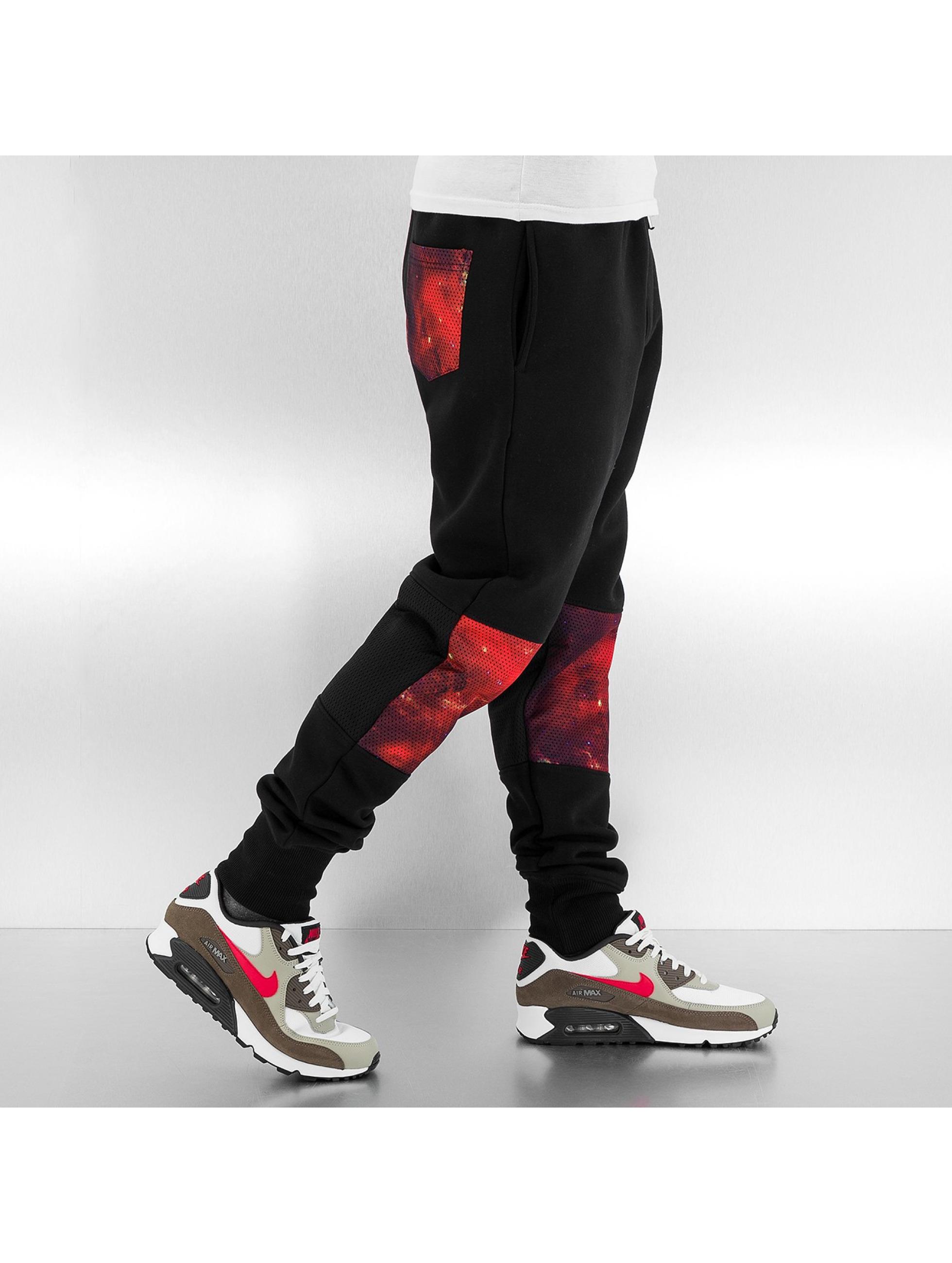 Just Rhyse Спортивные брюки Mesh черный