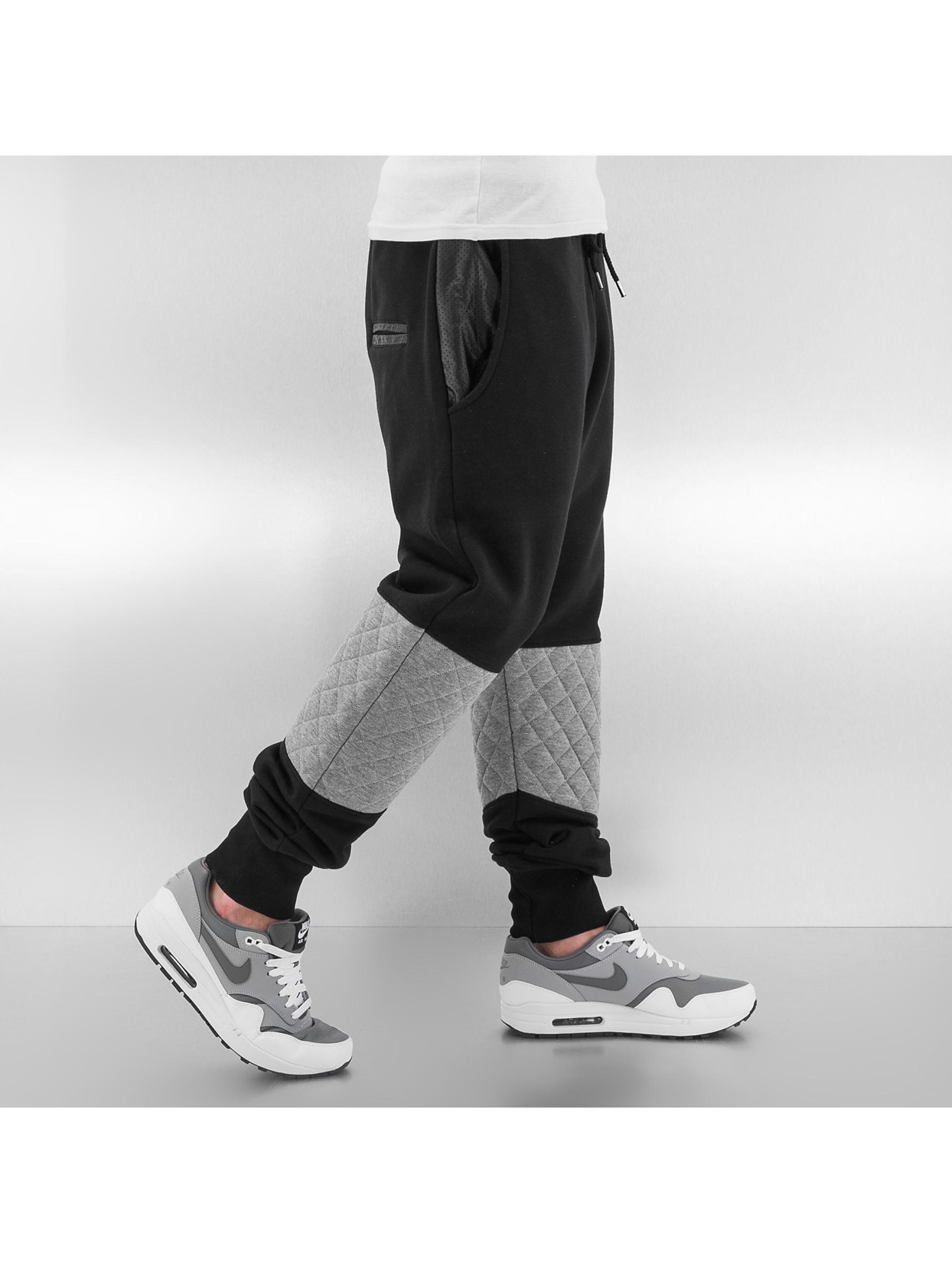 Just Rhyse Спортивные брюки Stepp черный