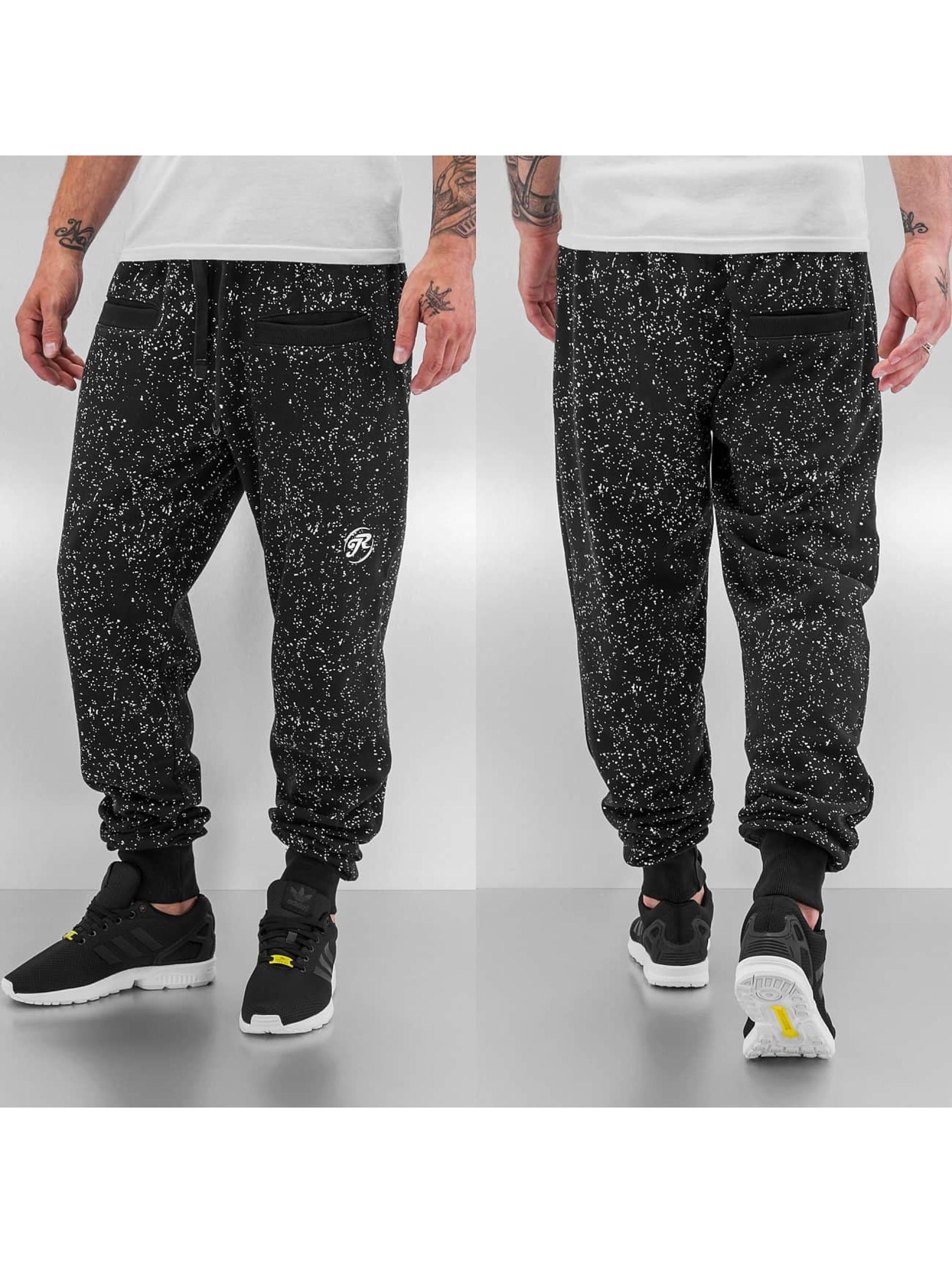 Just Rhyse Спортивные брюки Dots черный