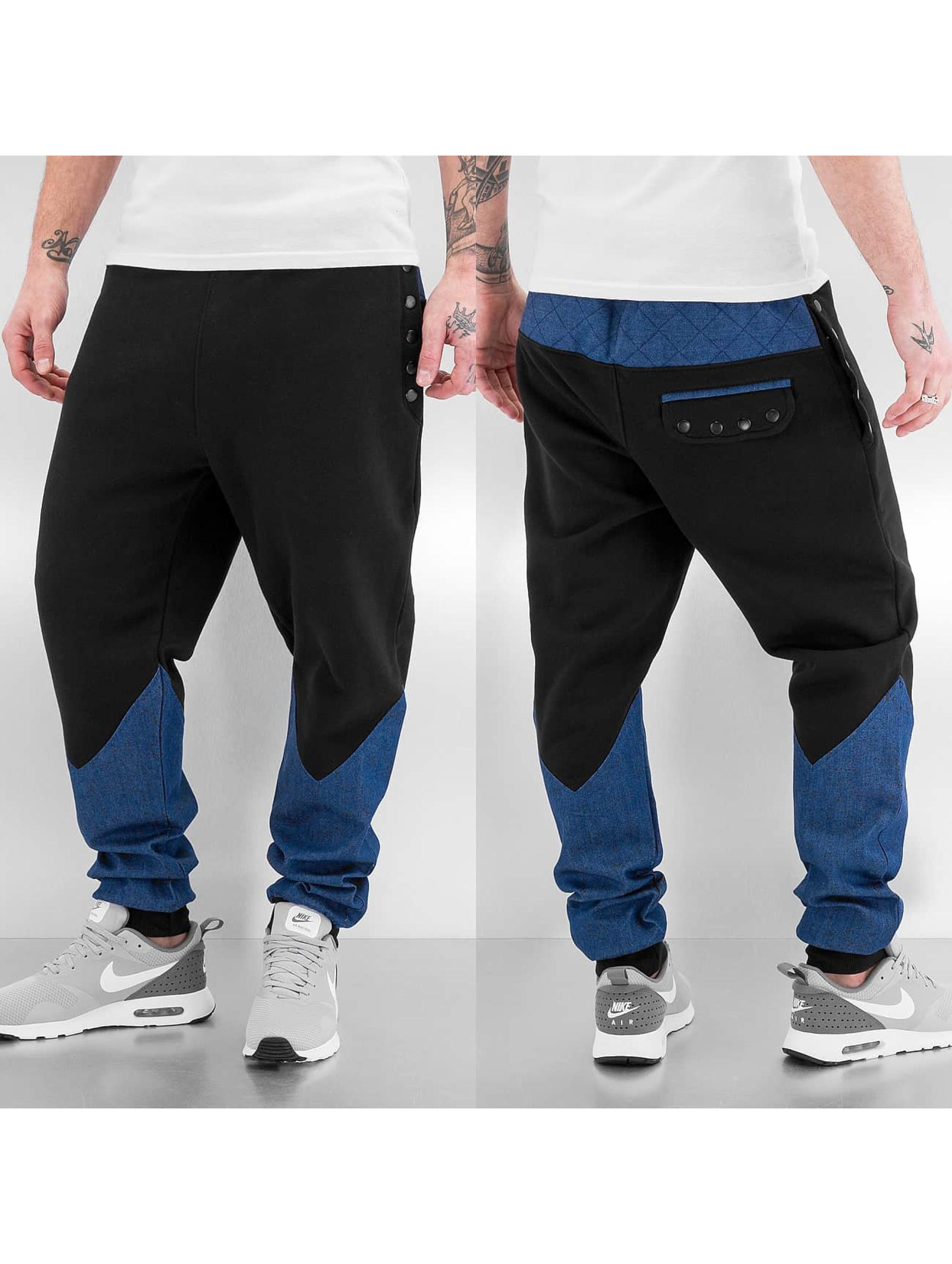 Just Rhyse Спортивные брюки Most Wanted черный