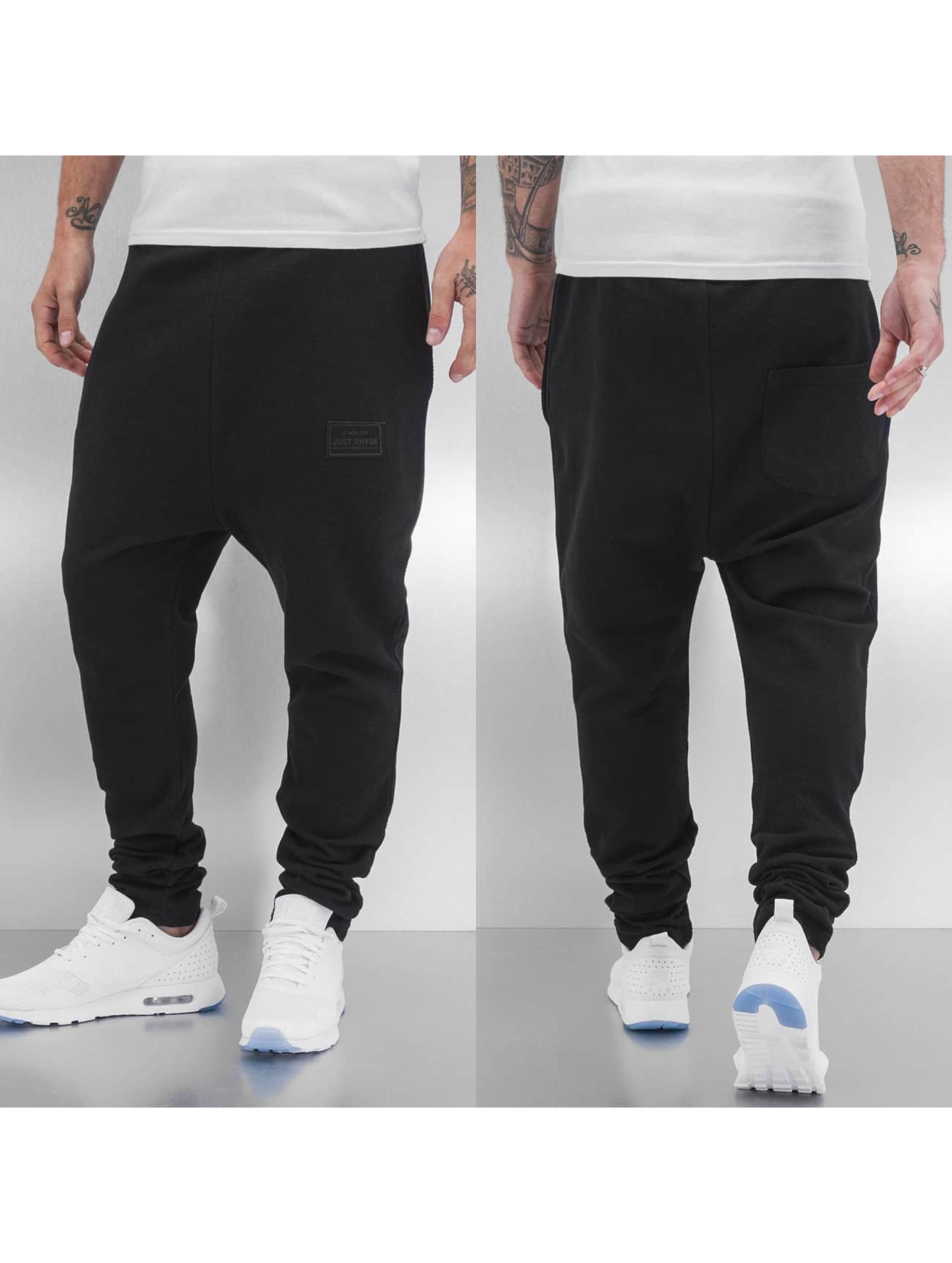 Just Rhyse Спортивные брюки With Me черный