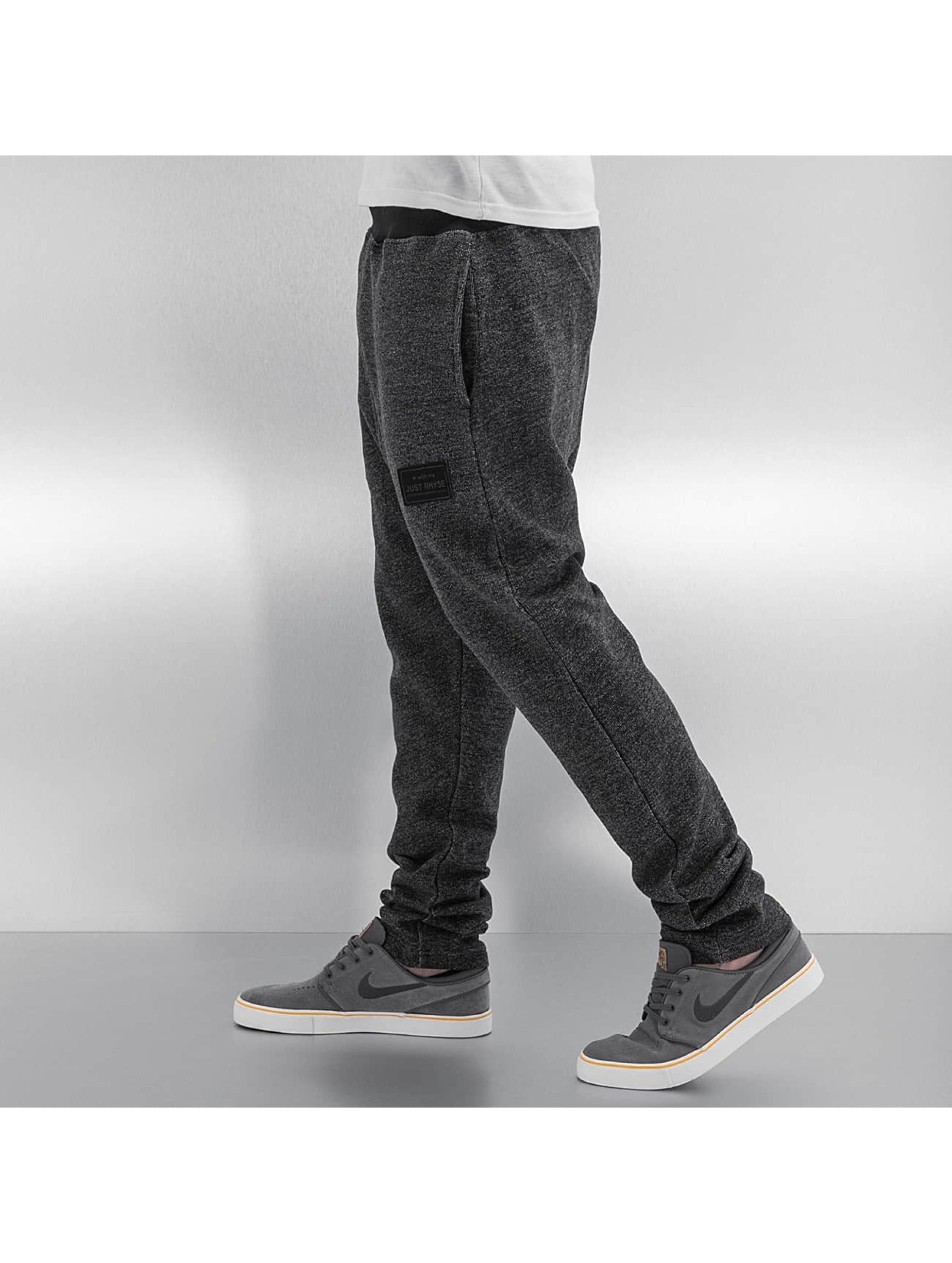 Just Rhyse Спортивные брюки Pure черный
