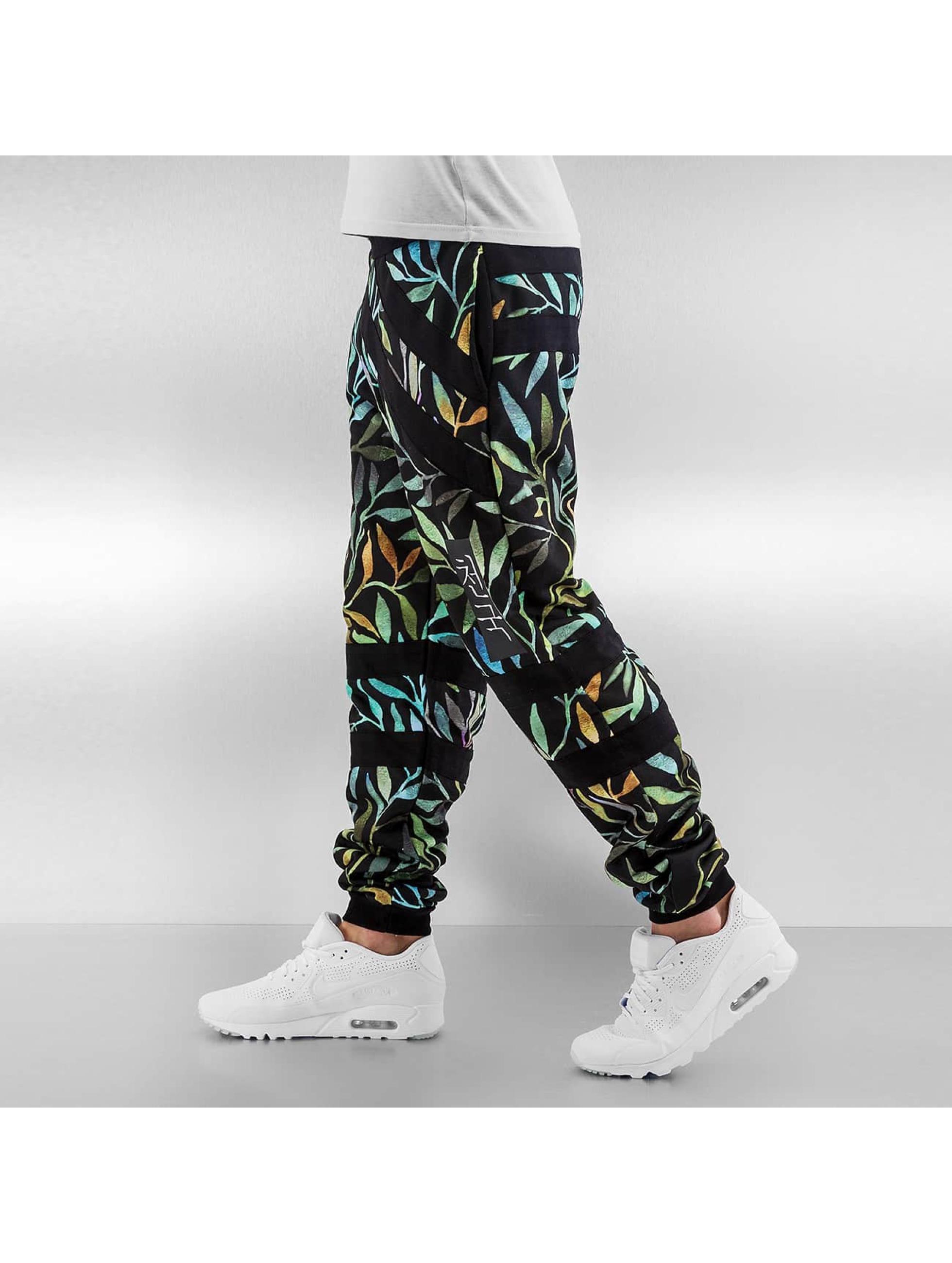 Just Rhyse Спортивные брюки Tree черный