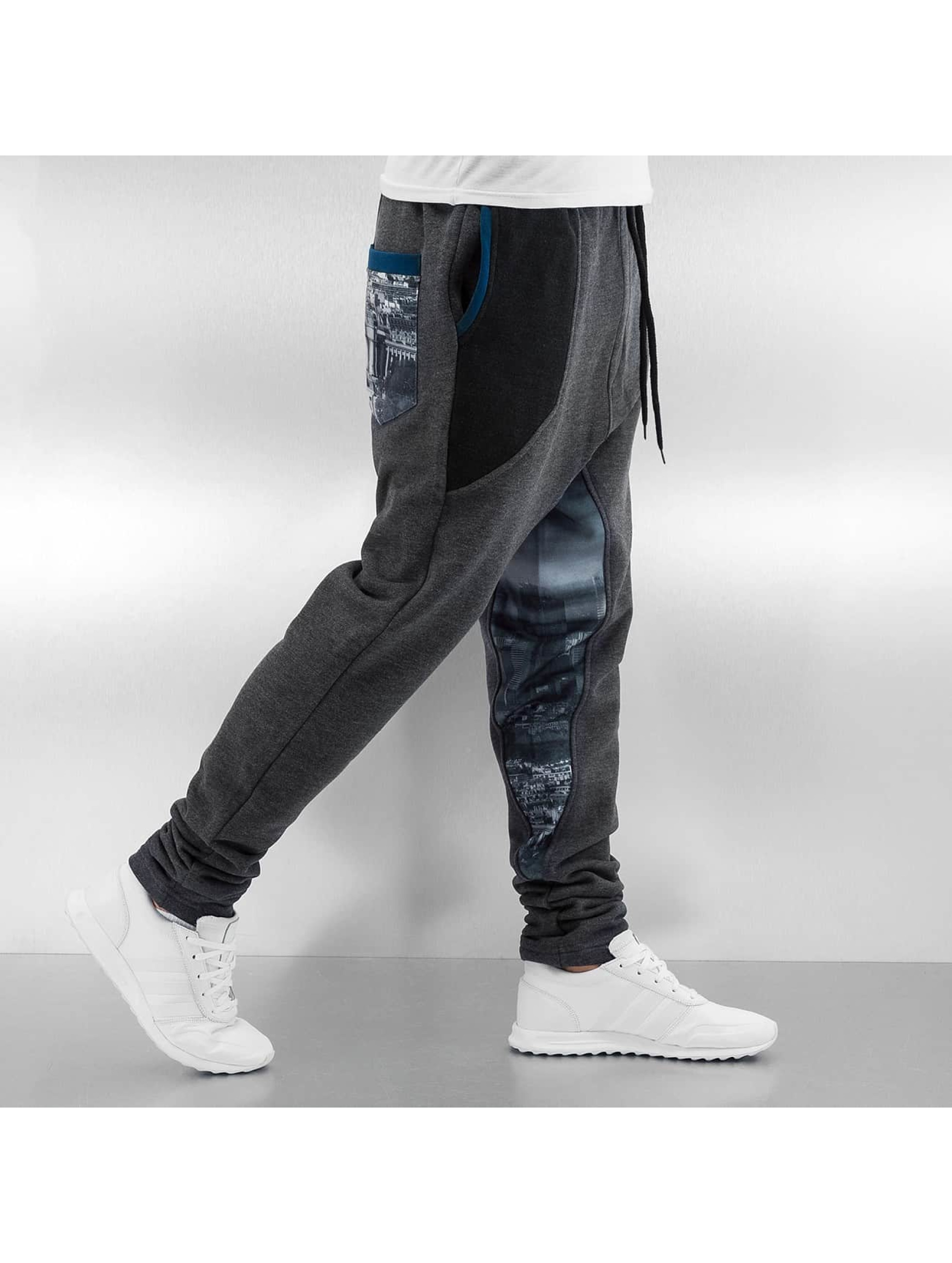 Just Rhyse Спортивные брюки City черный