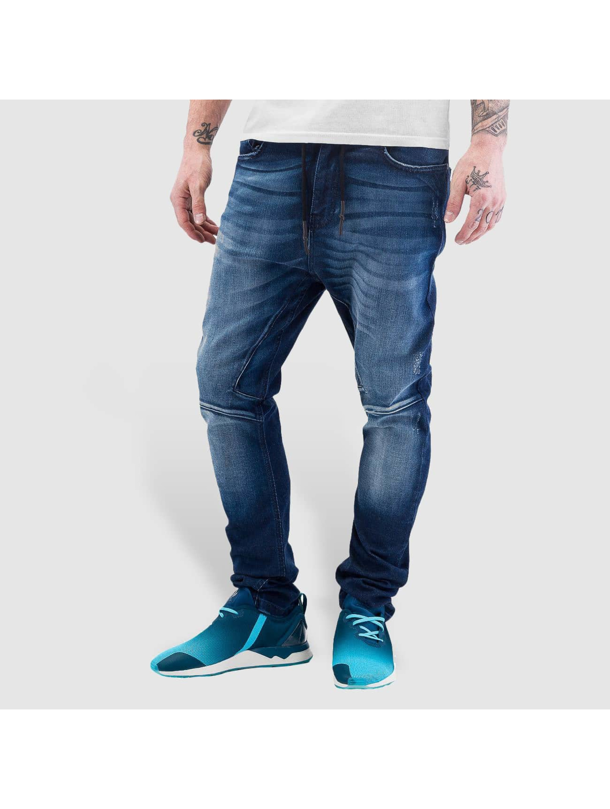 Just Rhyse Antifit jeans Bolle blå