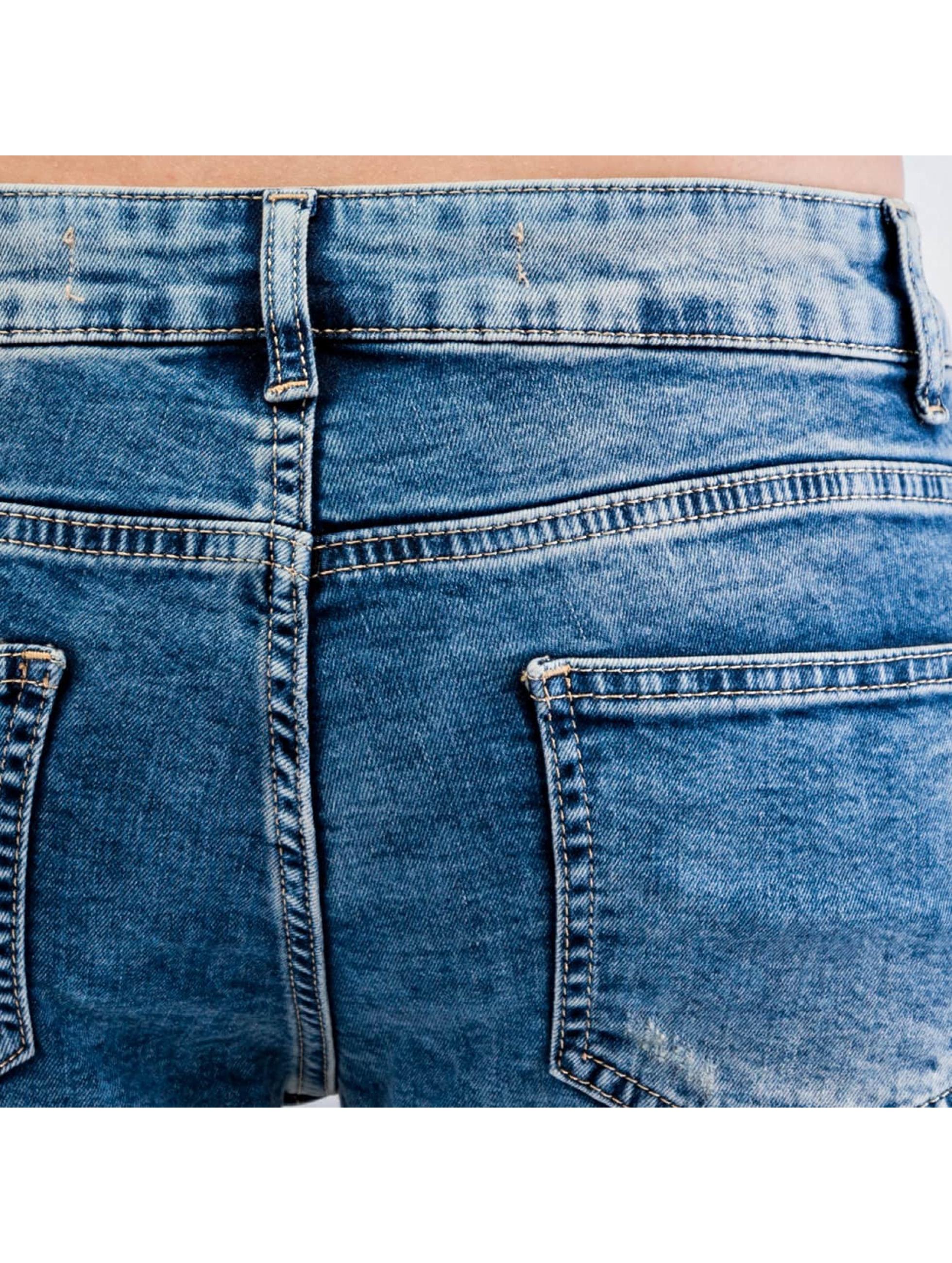 Just Rhyse Boyfriend jeans Roslyn blå