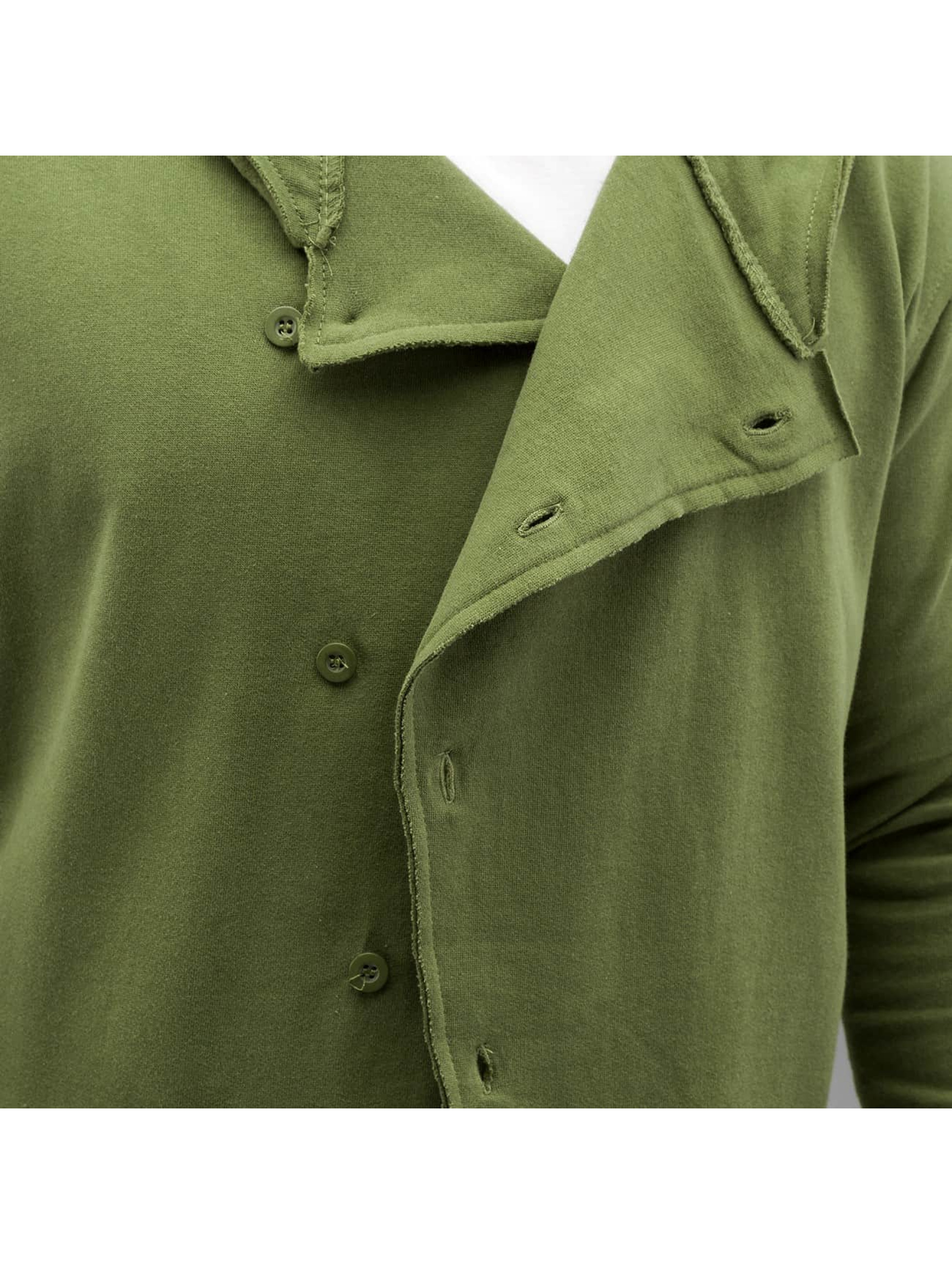 Just Rhyse Cardigan Era olive