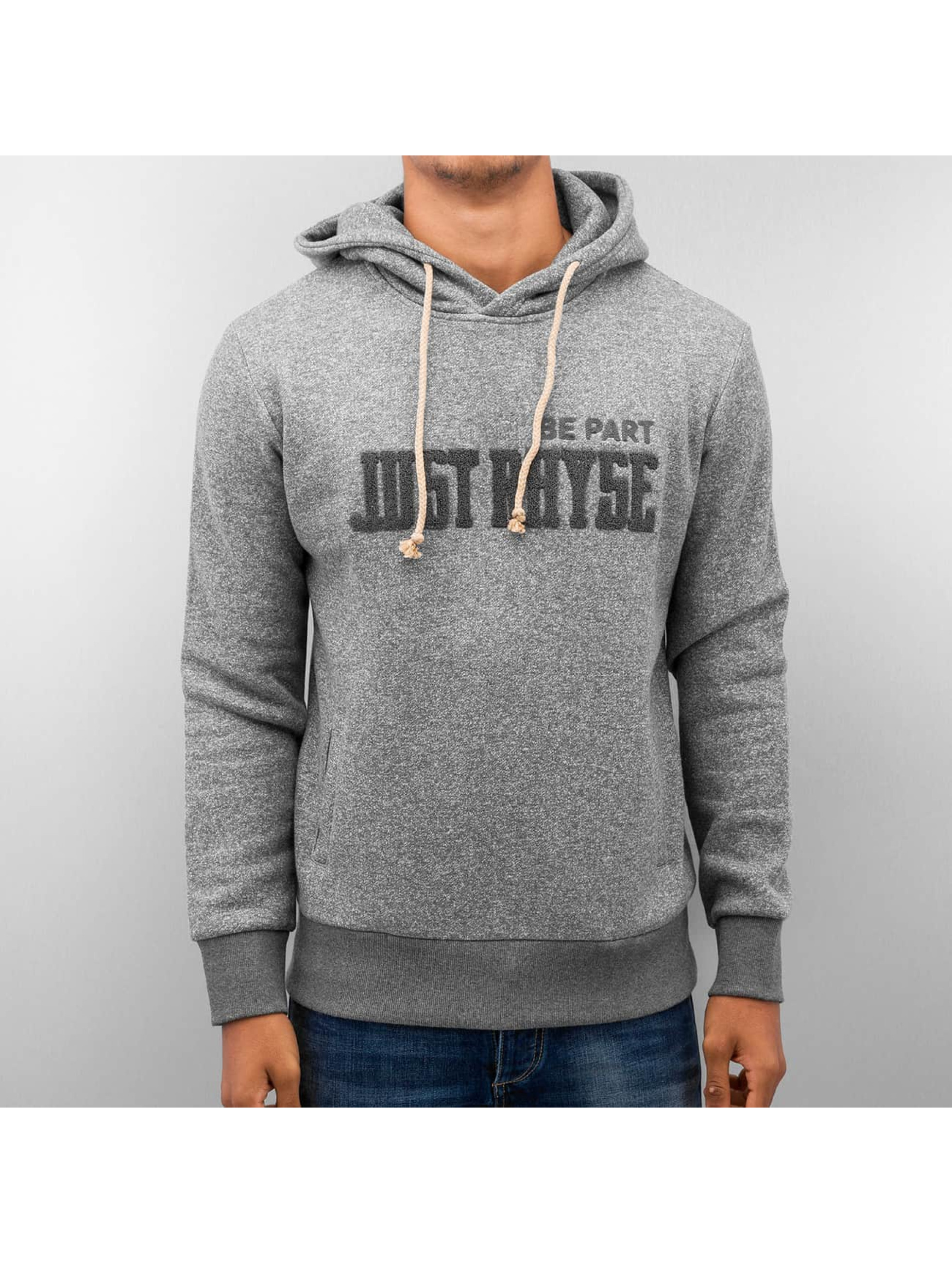Just Rhyse Hoody Flock grau